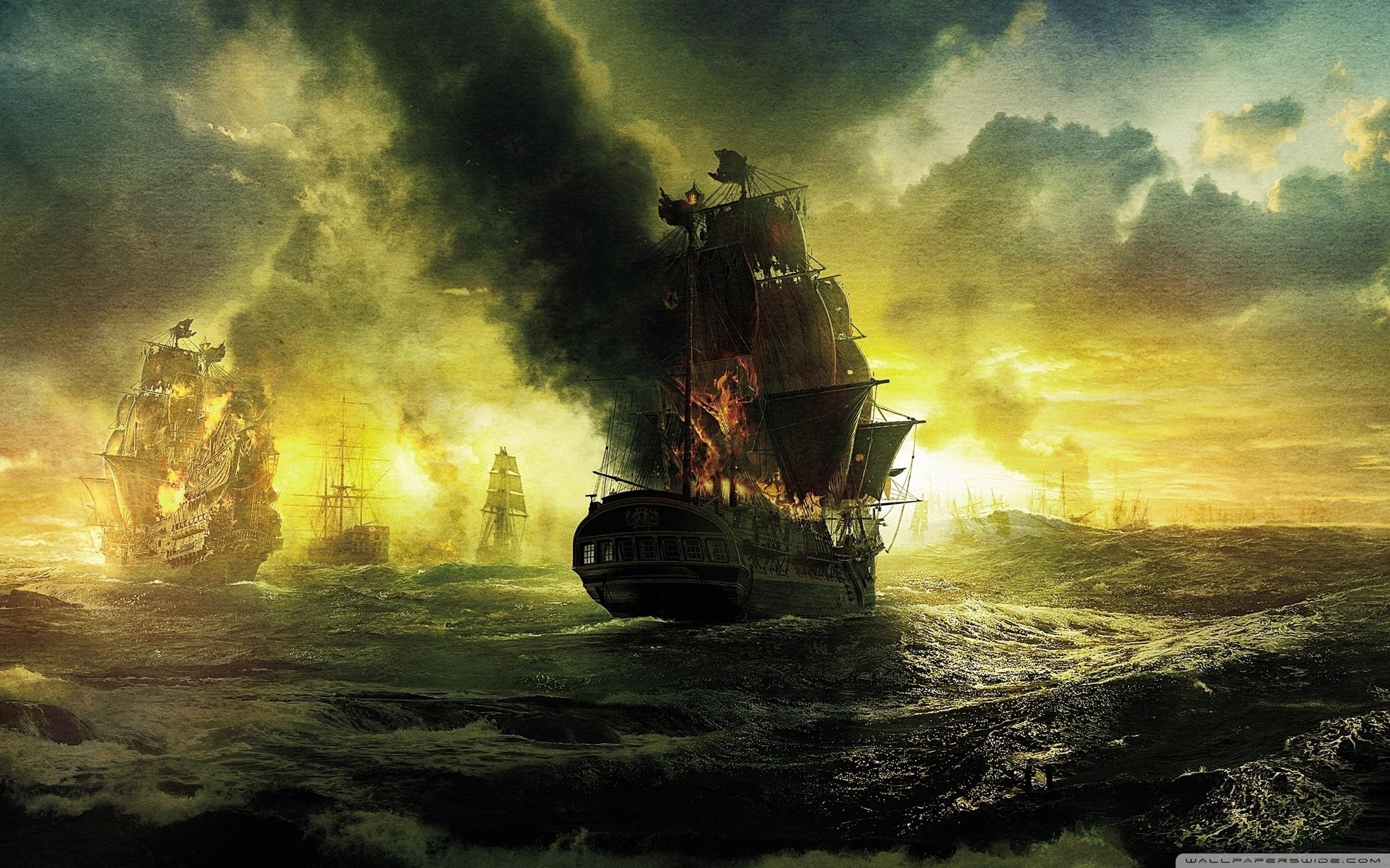 2011 pirates of the caribbean on stranger tides ❤ 4k hd desktop