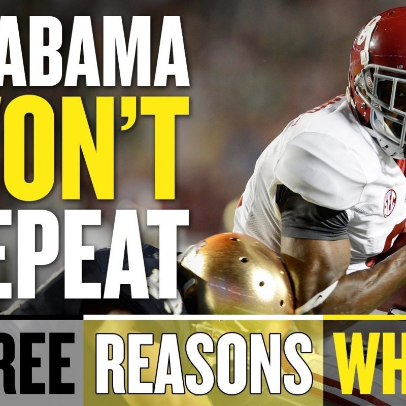 10 Latest Alabama National Champs Wallpaper FULL HD 1920×1080 For PC Background 2021 free download 2013 alabama football wont repeat as national champions youtube 800x800
