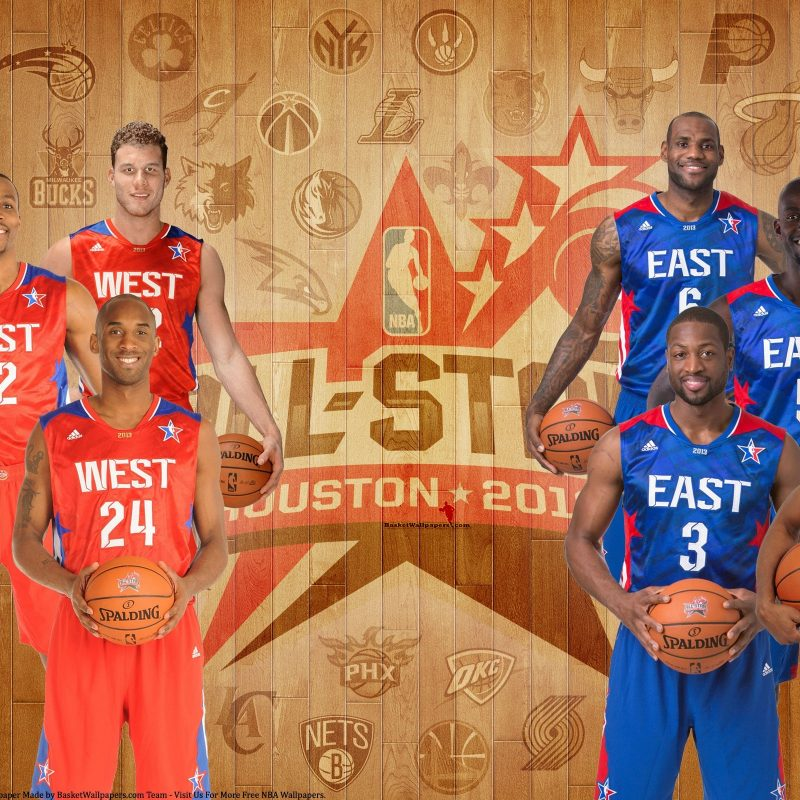 10 Latest Nba All Star Wallpaper FULL HD 1920×1080 For PC Desktop 2020 free download 2013 nba all star starters 2560x1600 wallpaper basketball 800x800