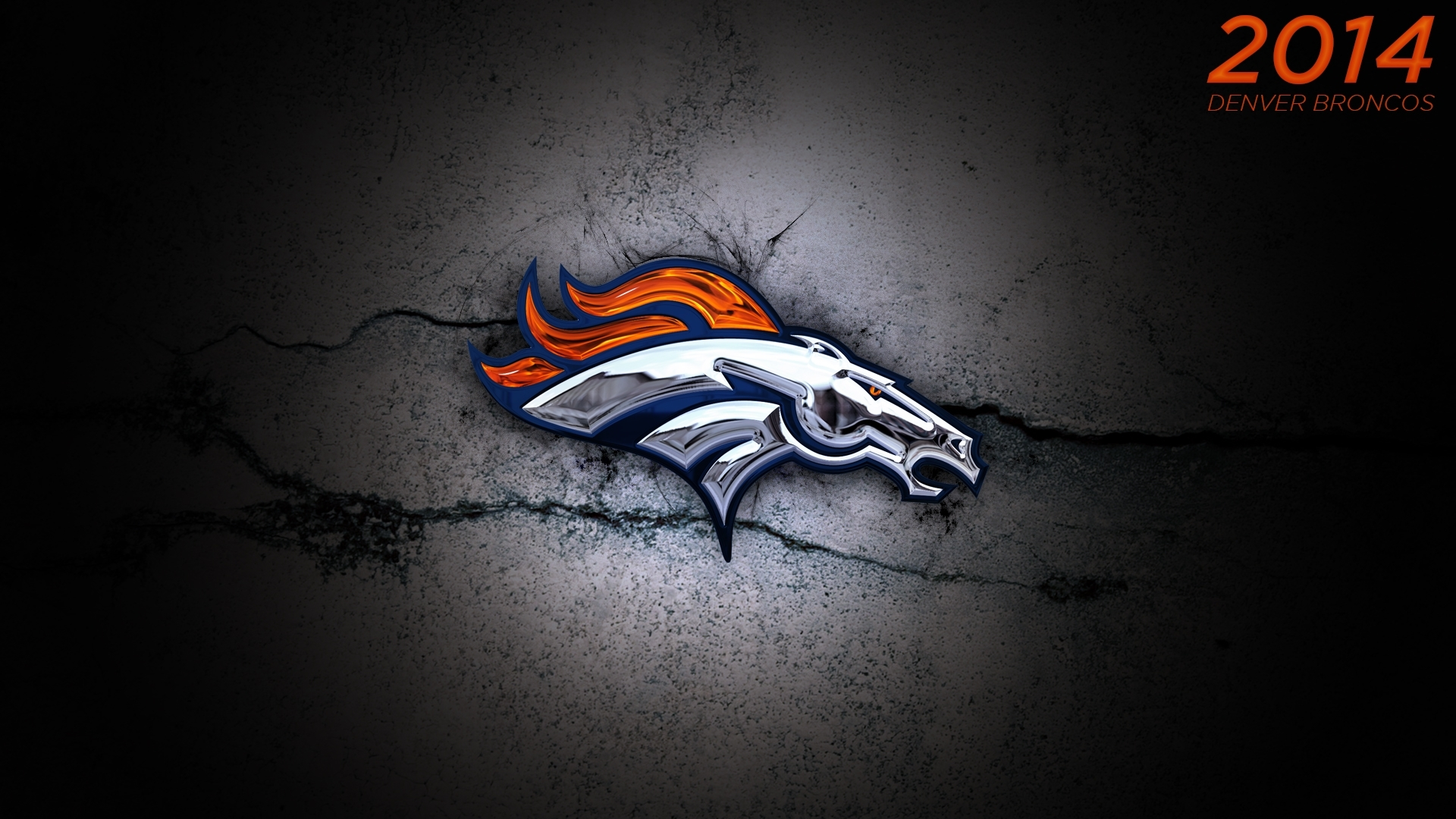 2014 denver broncos wallpaperdenversportswalls on deviantart