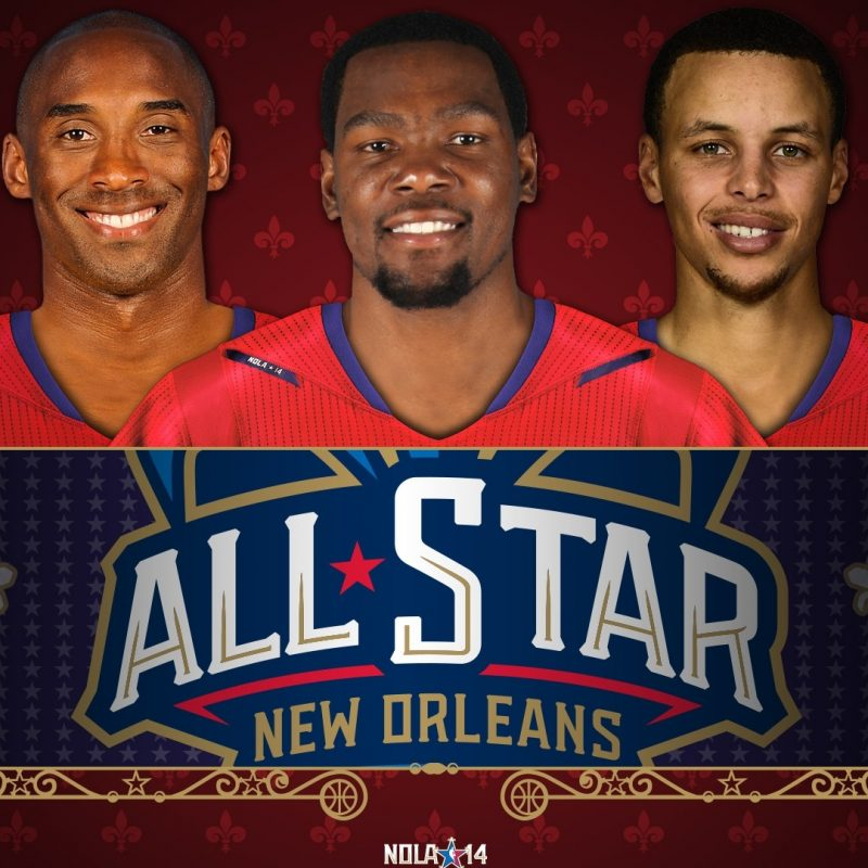10 Most Popular Nba All Stars Wallpaper FULL HD 1080p For PC Background 2018 free download 2014 nba all star west starters 1920x1080 wallpaper basketball 800x800