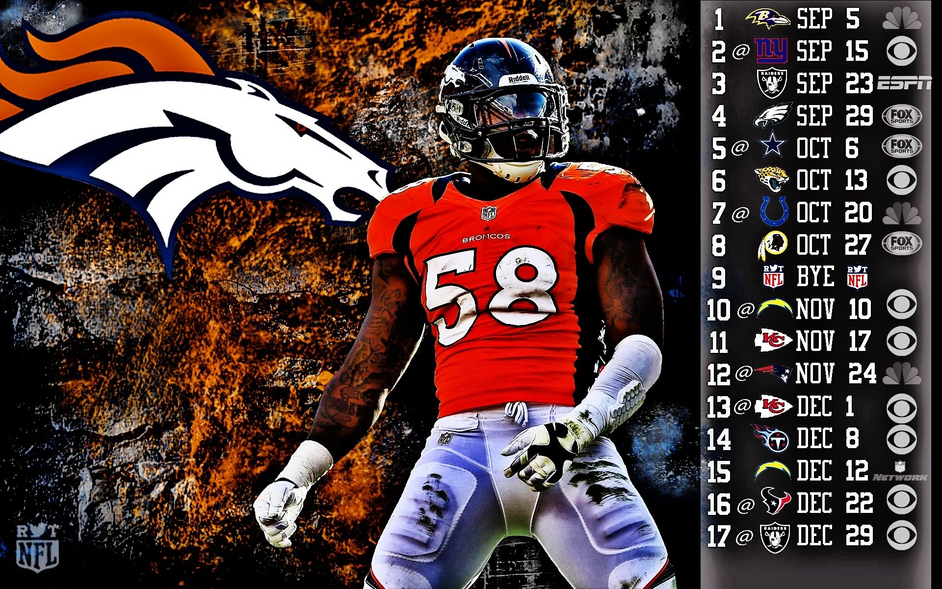 2015 denver broncos wallpaper - wallpapersafari | all wallpapers