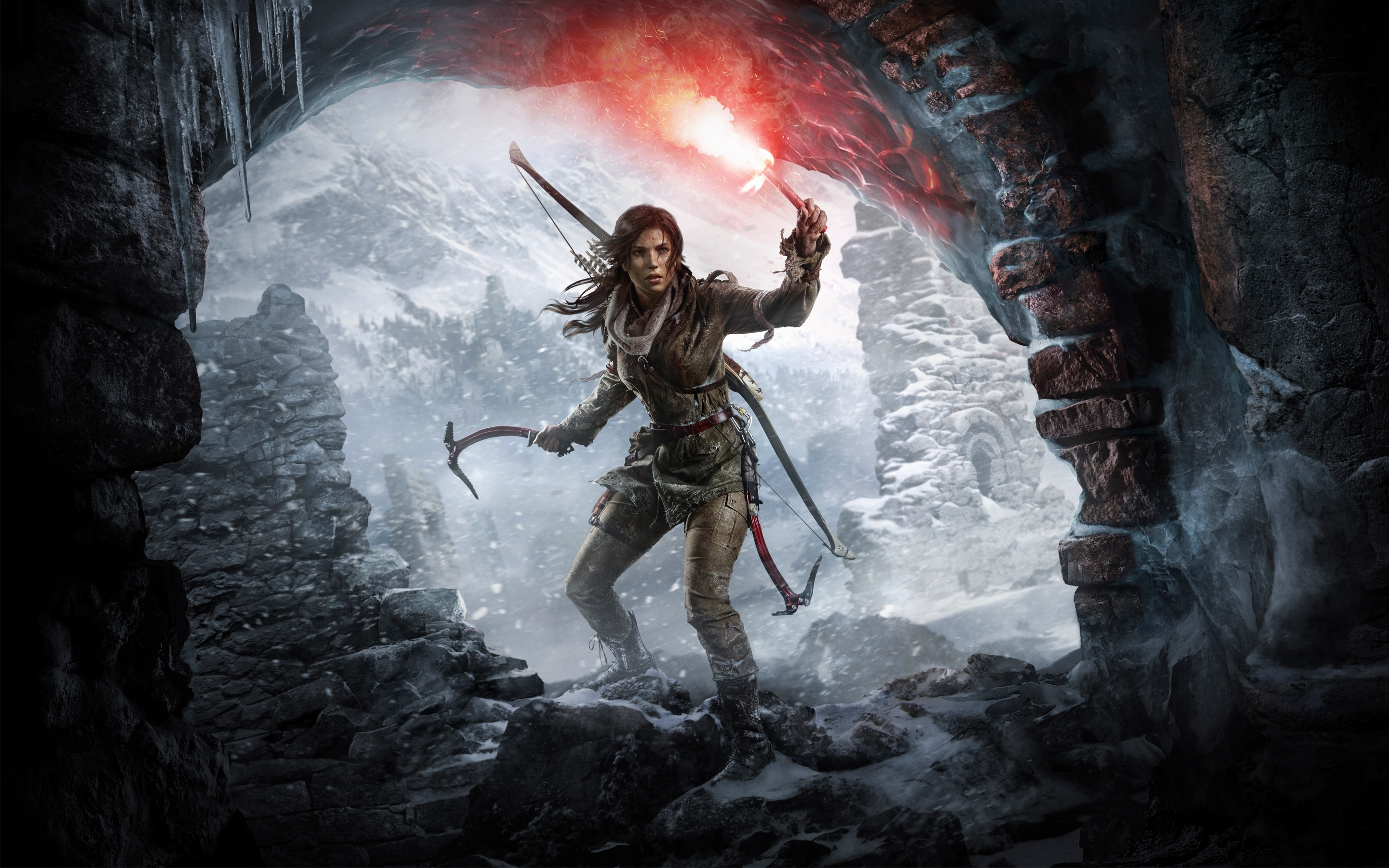 2015 rise of the tomb raider wallpapers | wallpapers hd