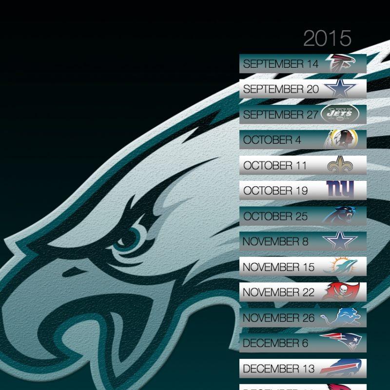 10 Best Philadelphia Eagles 2015 Schedule Wallpaper FULL HD 1080p For PC Desktop 2021 free download 2015 schedule wallpaper eagles all wallpapers pinterest 800x800