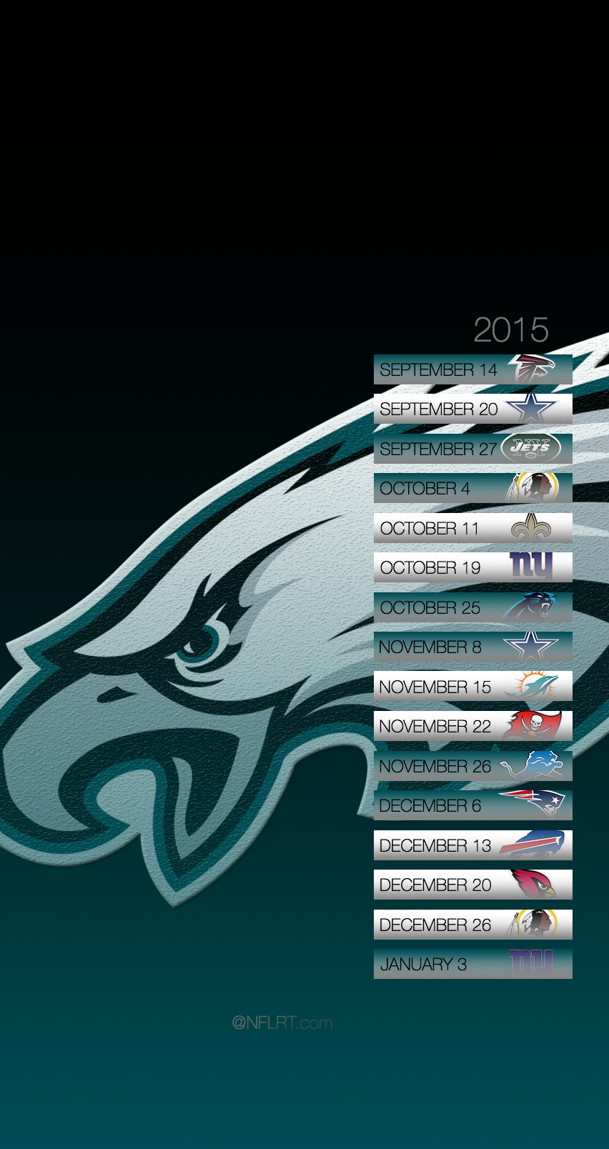 2015 schedule wallpaper : eagles | all wallpapers | pinterest