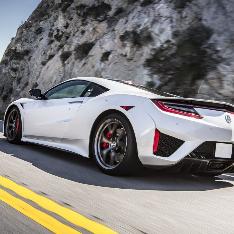 10 New 2017 Acura Nsx Wallpaper FULL HD 1080p For PC Desktop 2018 free download 2017 acura nsx white rear hd wallpaper 2 800x800