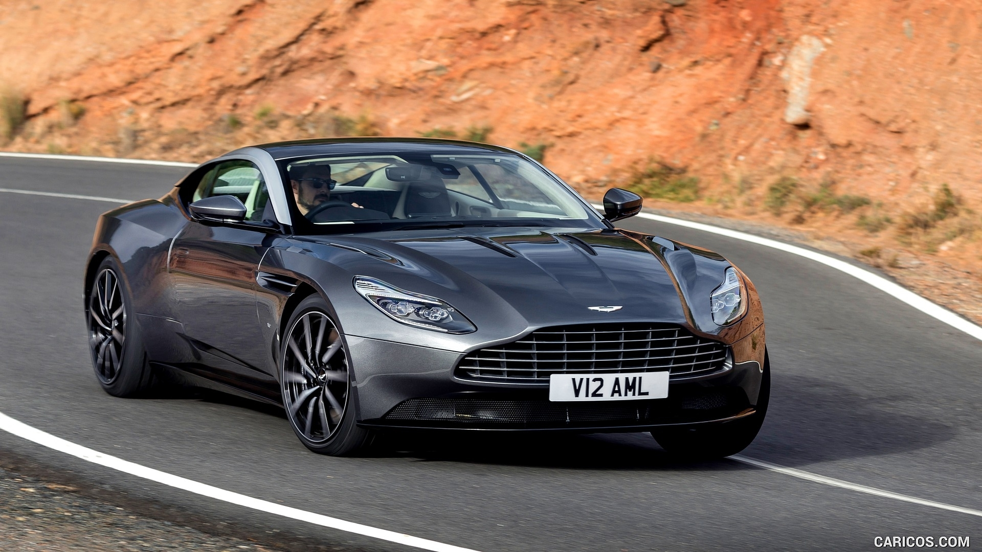 2017 aston martin db11 - front | hd wallpaper #1 | 1920x1080