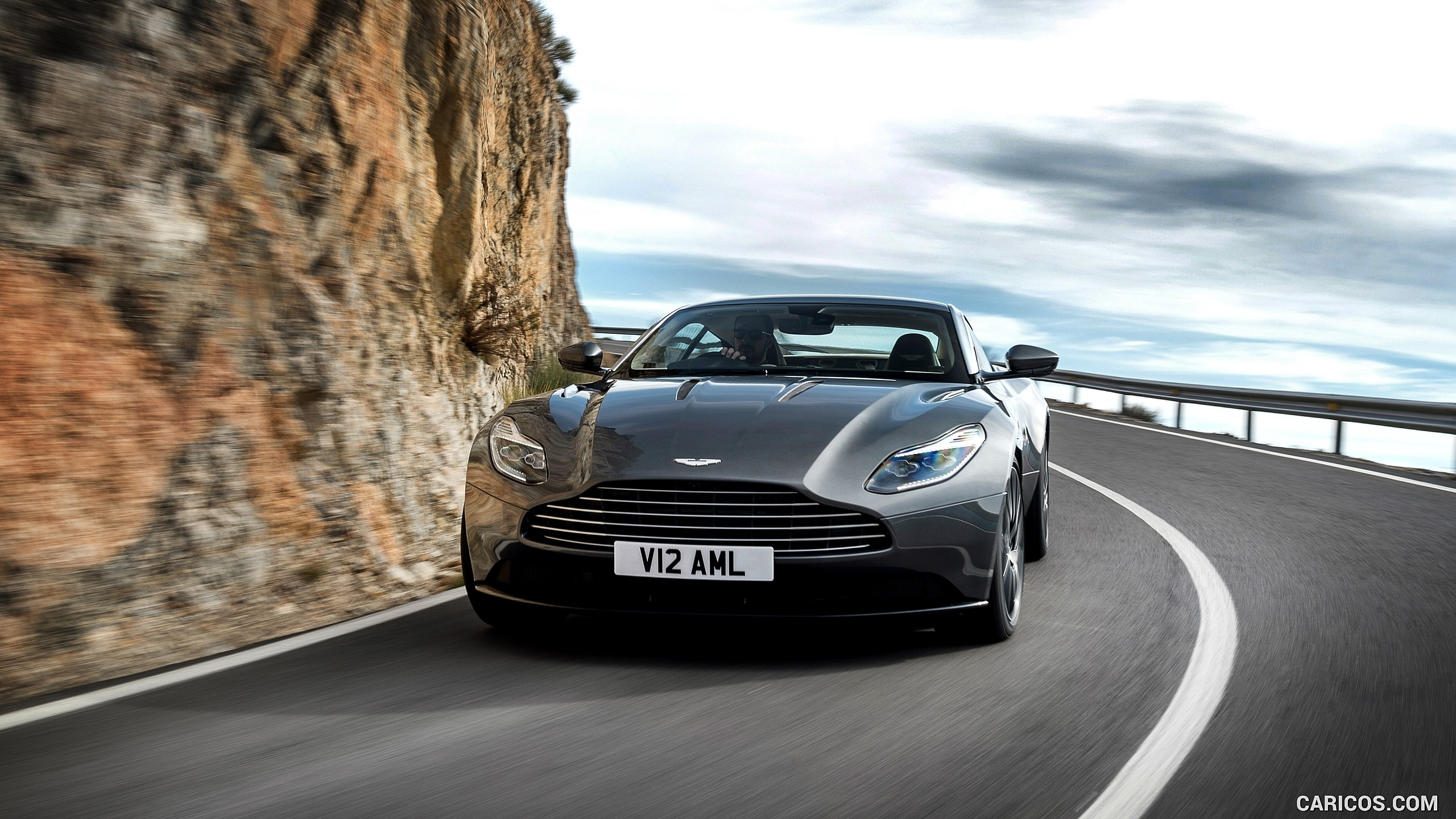 2017 aston martin db11 - front | hd wallpaper #3
