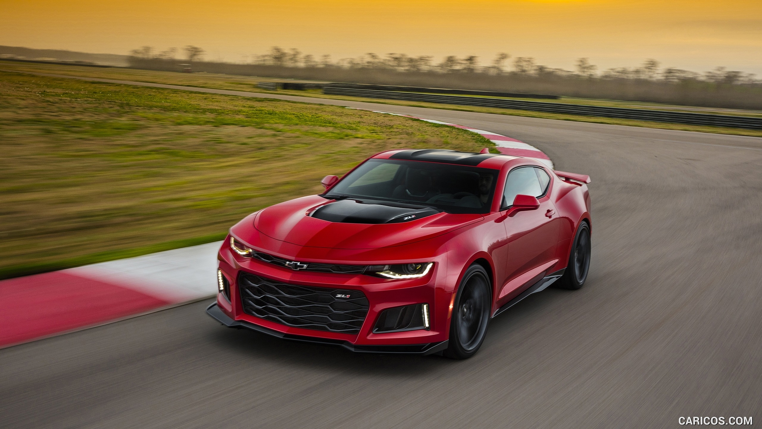 2017 chevrolet camaro zl1 - front | hd wallpaper #3
