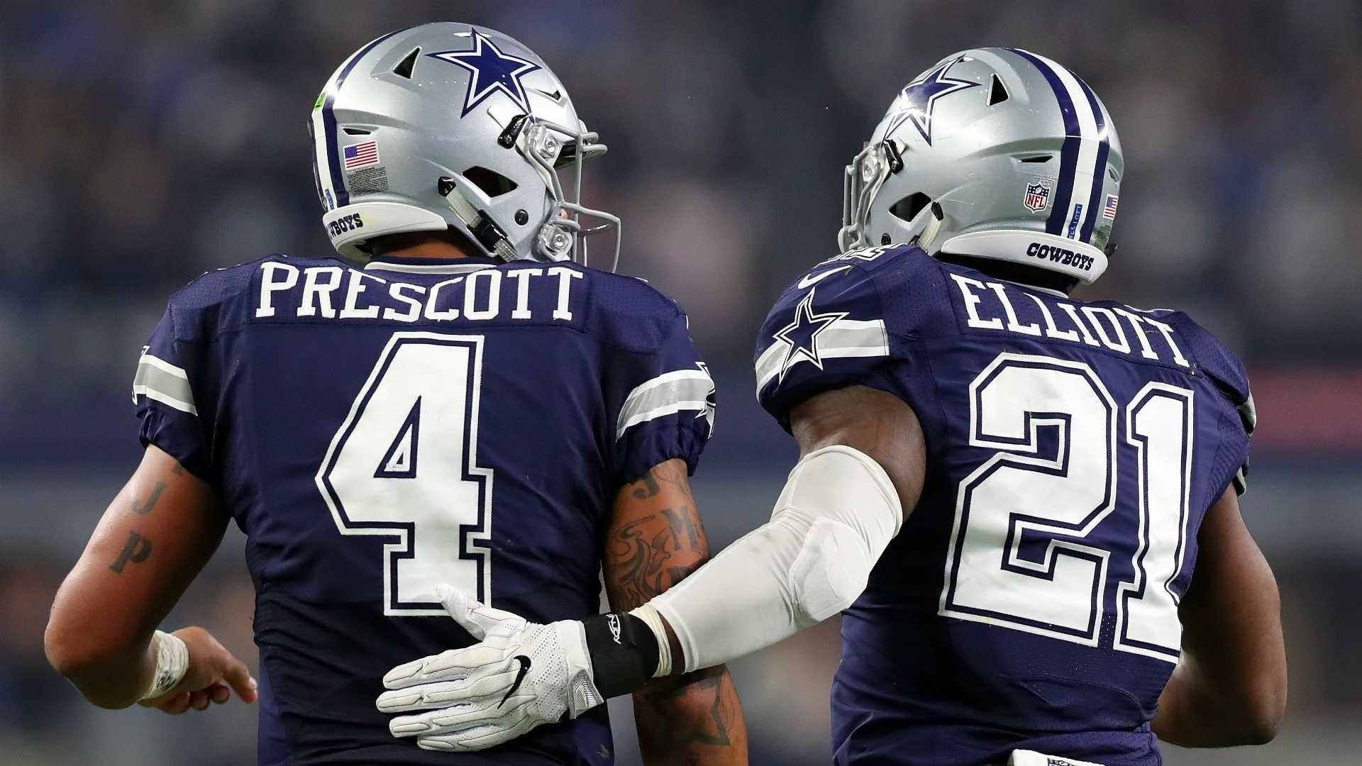2017 dallas cowboys: ranking top 5 most indispensable players ✭