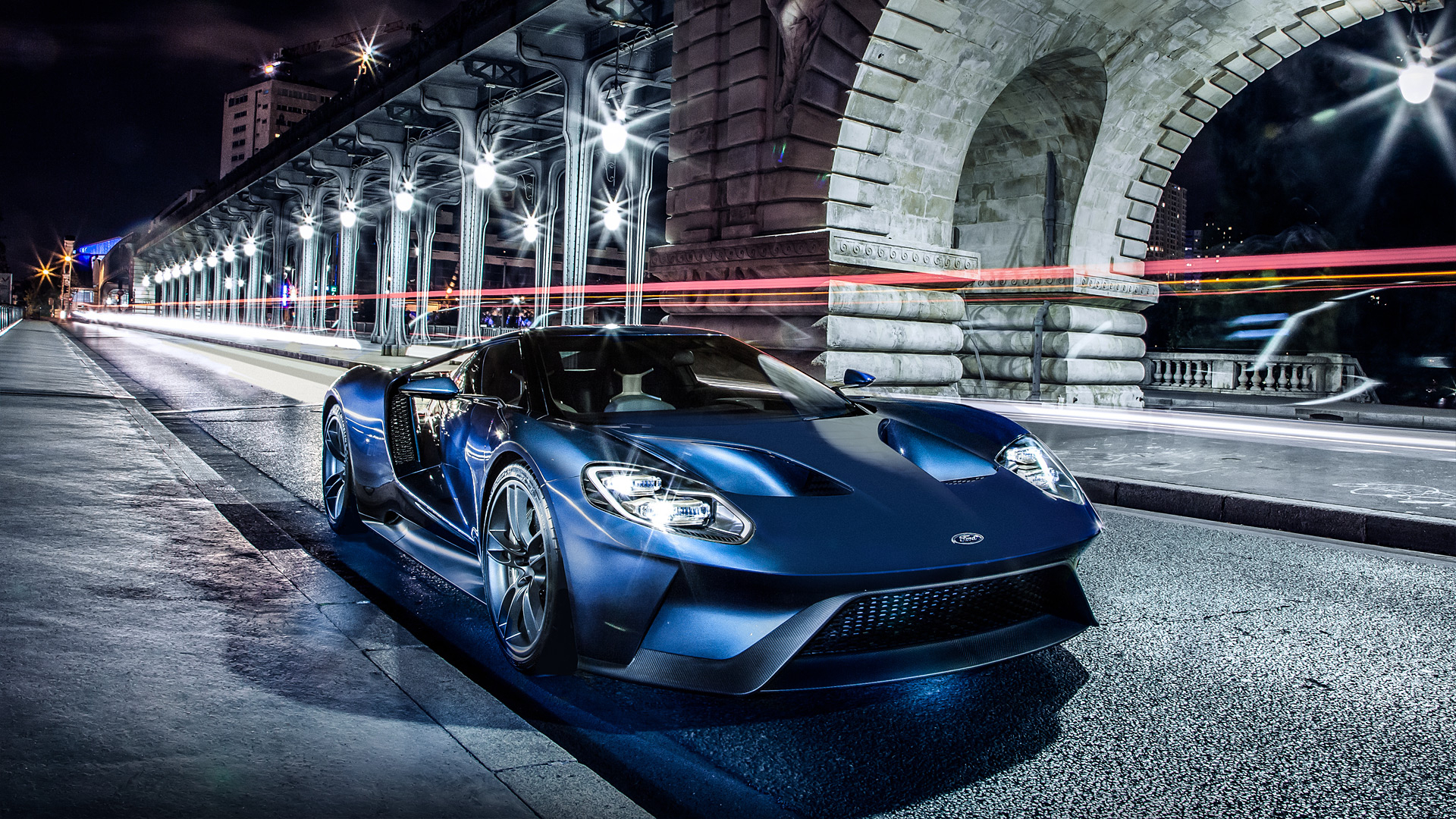 2017 ford gt wallpapers & hd images - wsupercars