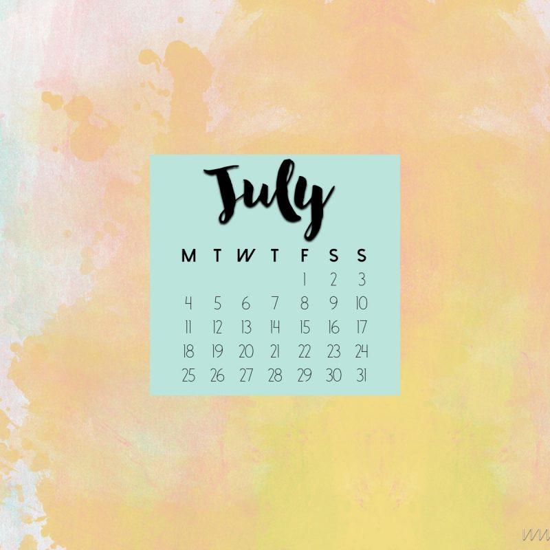 10 Best July 2017 Calendar Wallpaper FULL HD 1920×1080 For PC Desktop 2021 free download %name