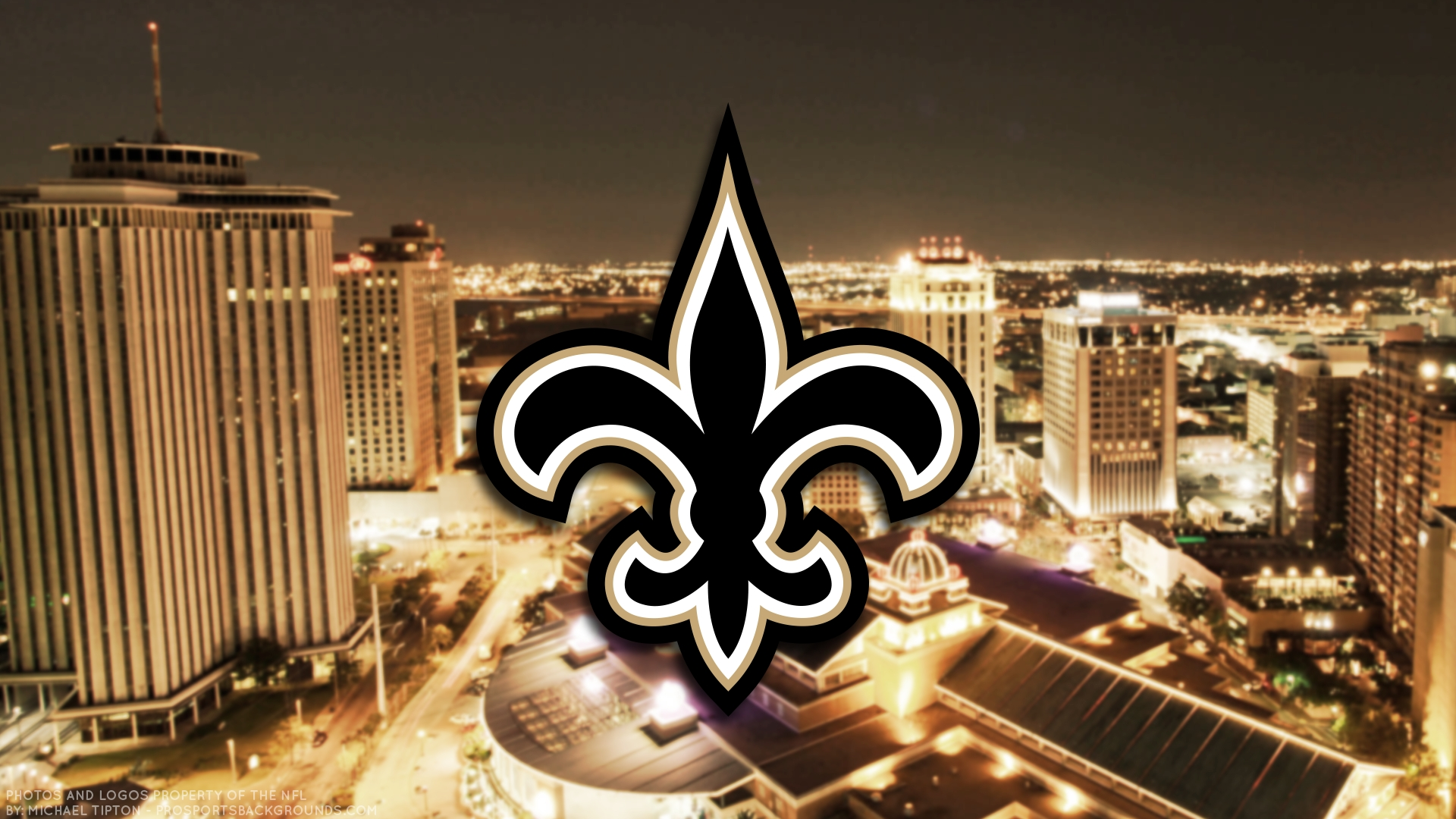 2018 new orleans saints wallpapers - pc |iphone| android
