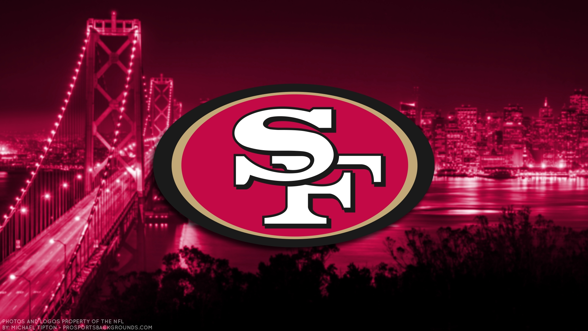 2018 san francisco 49ers wallpapers - pc |iphone| android