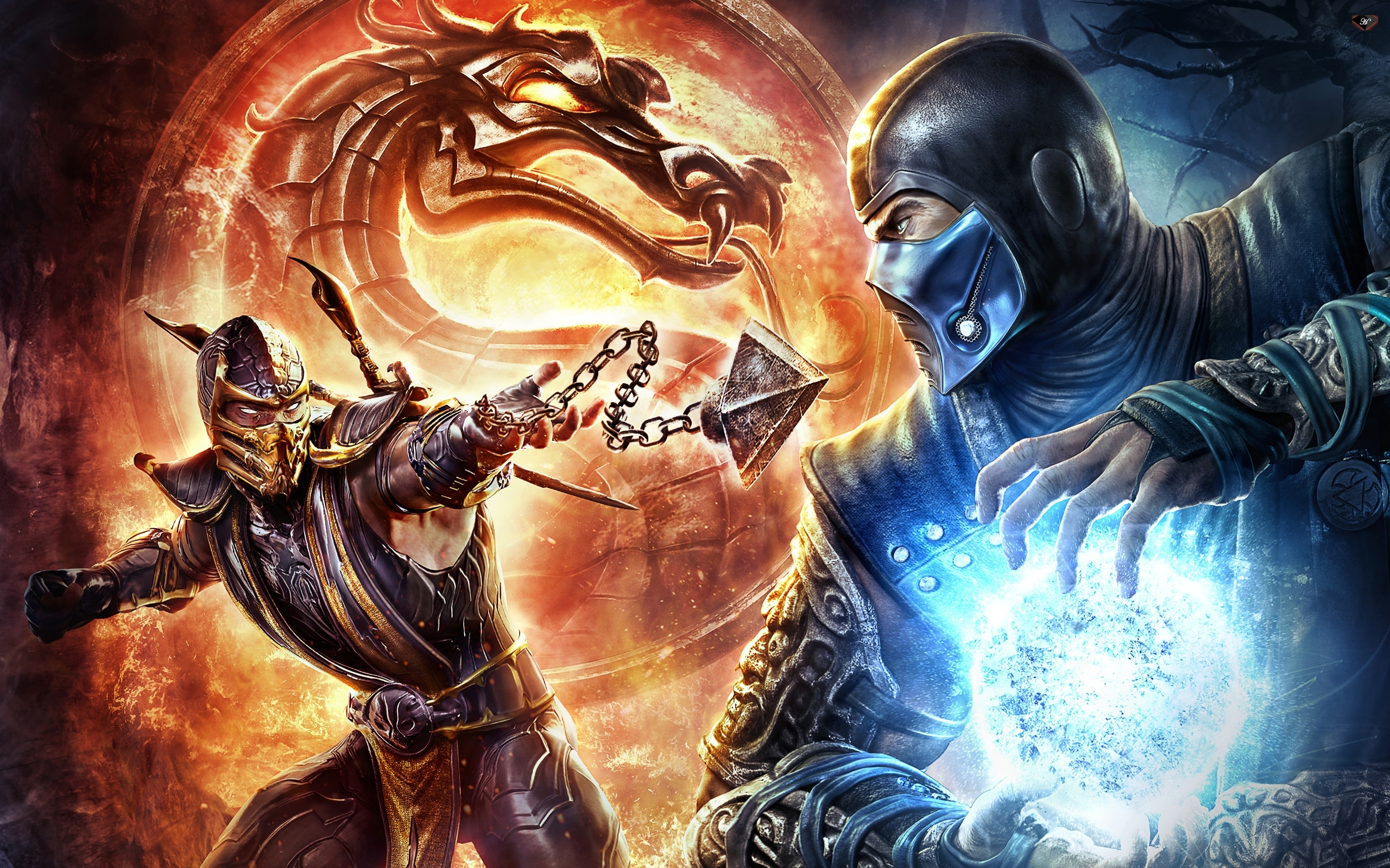 209 mortal kombat hd wallpapers | background images - wallpaper abyss