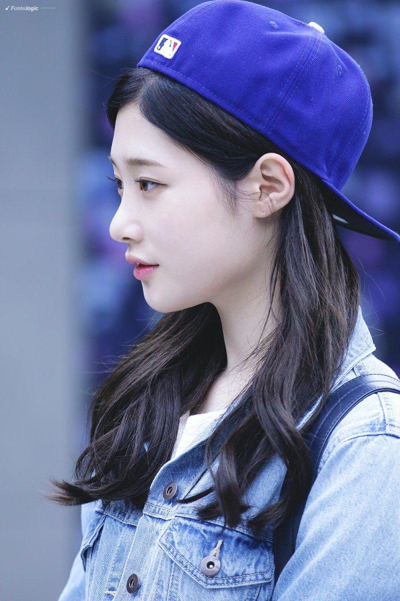 21 k-pop idol girls with gorgeous side profiles • kpopmap