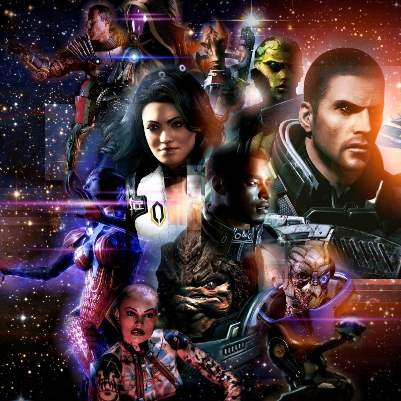 10 Best Mass Effect 2 Wallpapers FULL HD 1080p For PC Background 2021 free download 21 samara mass effect hd wallpapers background images 1 800x800