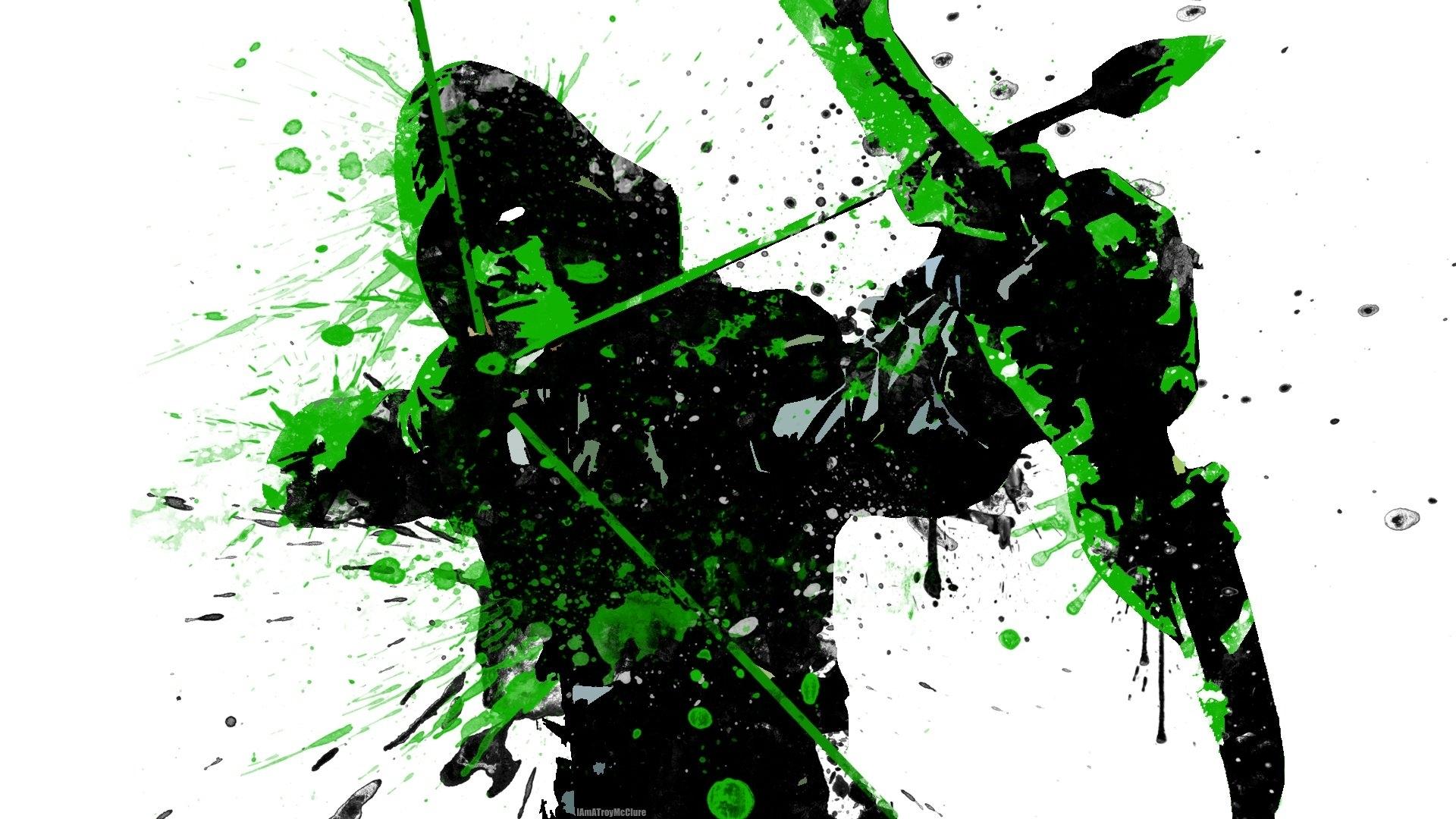 228 green arrow fonds d'écran hd | arrière-plans - wallpaper abyss