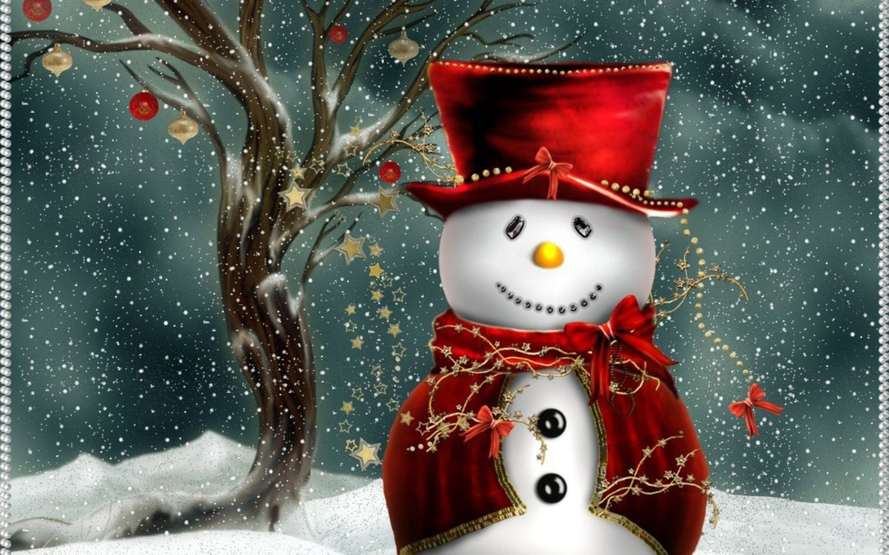 228 snowman hd wallpapers | background images - wallpaper abyss