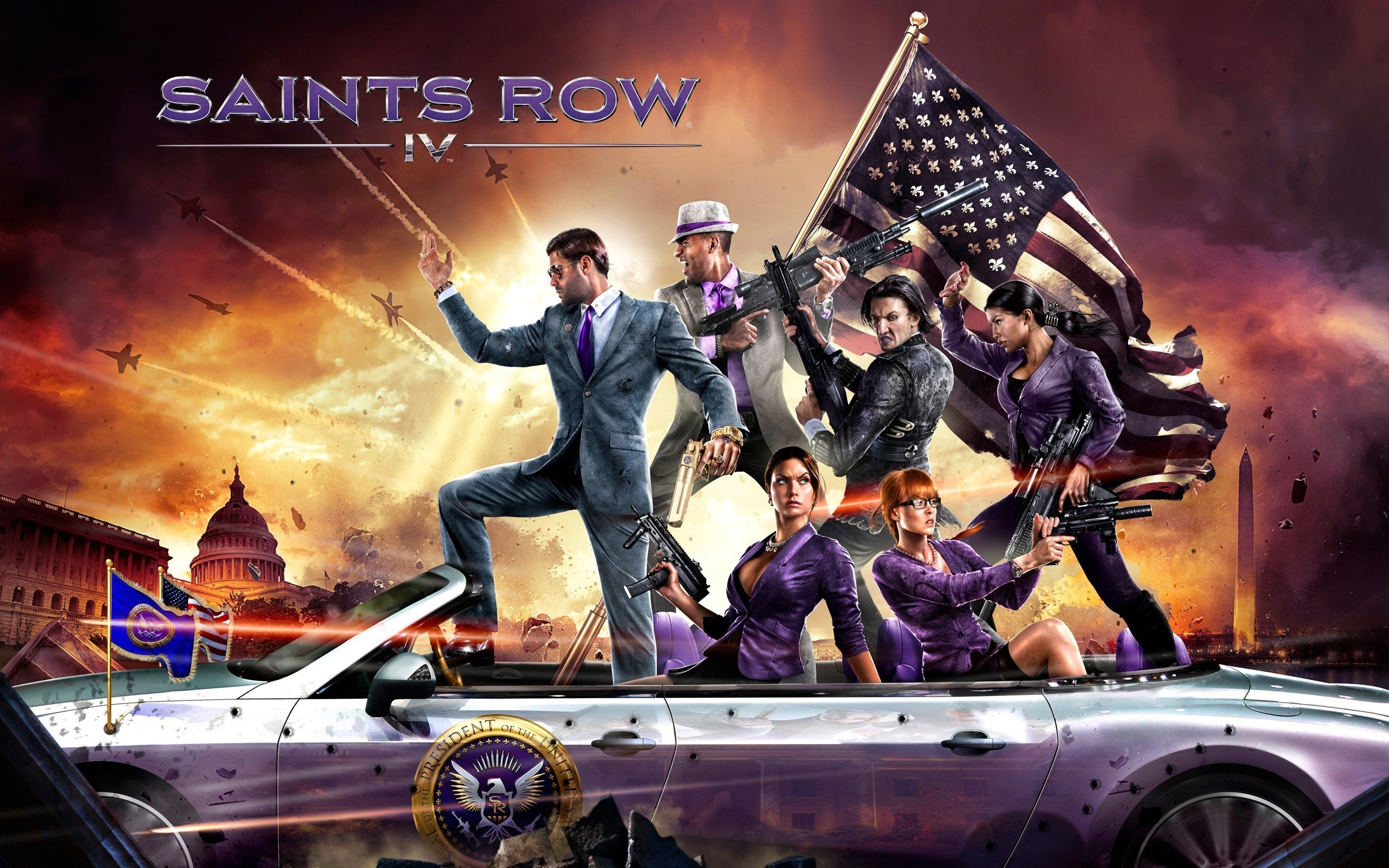 23 saints row iv fonds d'écran hd | arrière-plans - wallpaper abyss