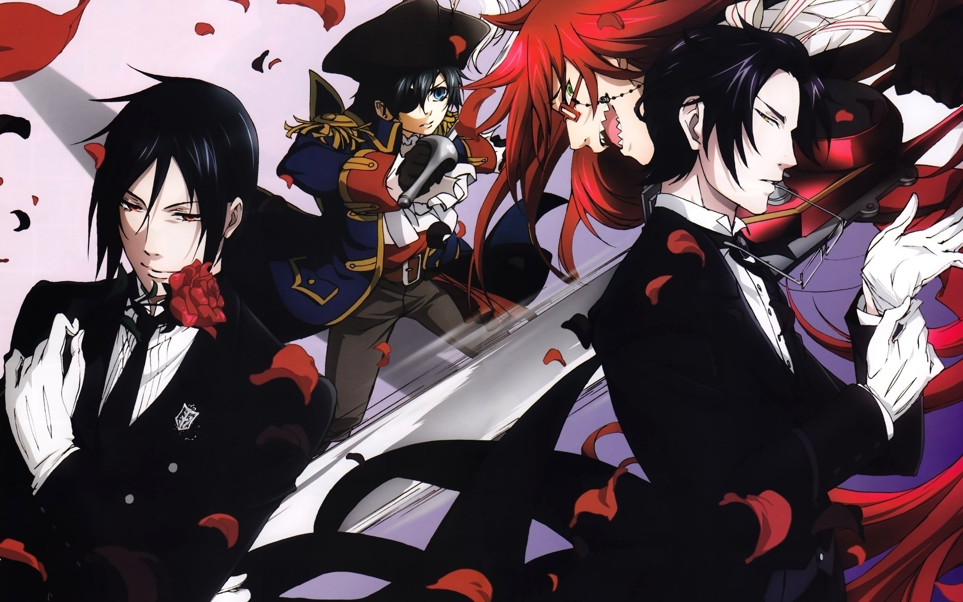231 black butler hd wallpapers | background images - wallpaper abyss