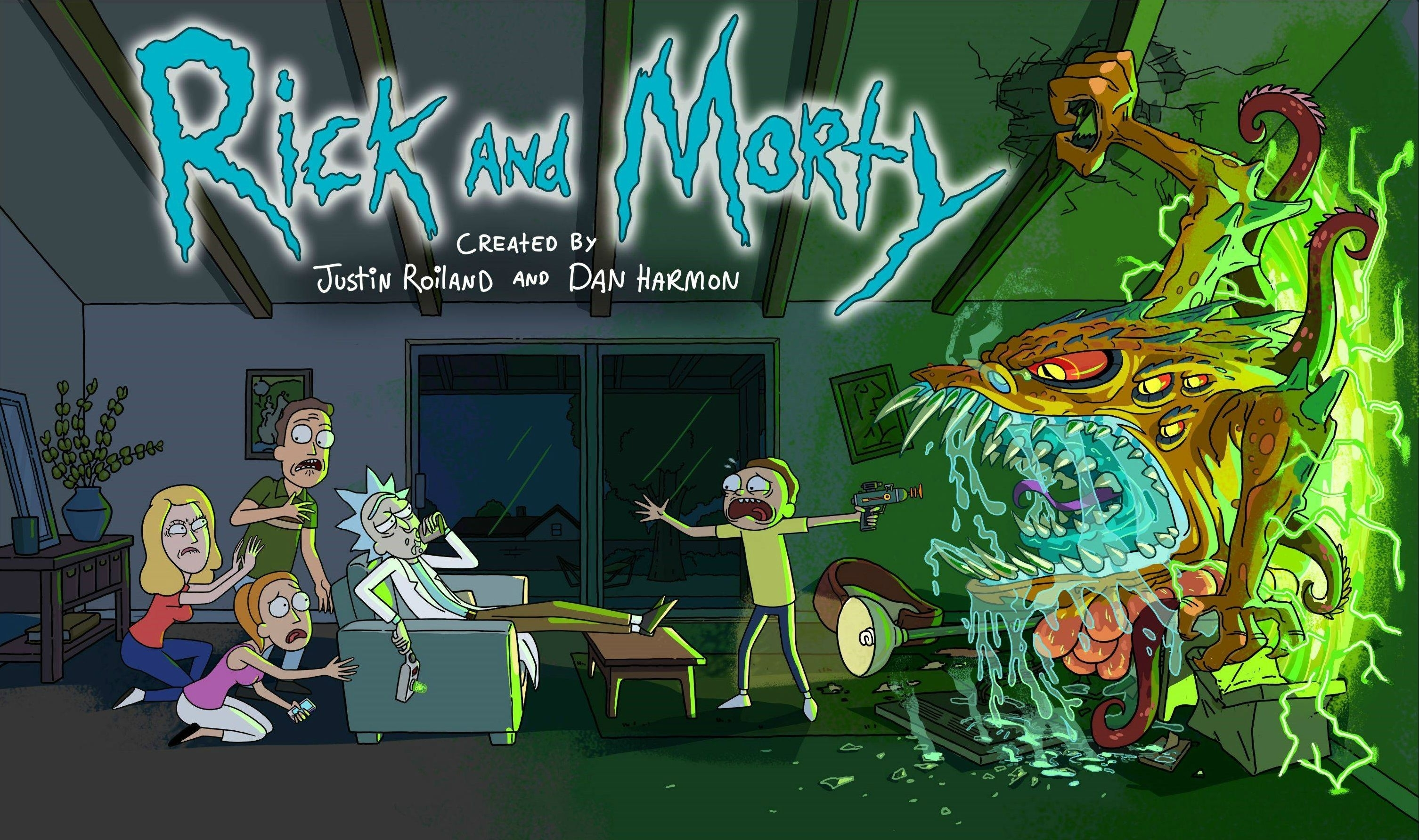 232 rick and morty hd wallpapers | background images - wallpaper abyss
