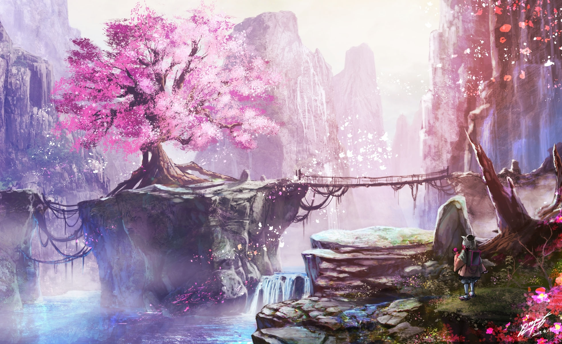 233 cherry blossom hd wallpapers | background images - wallpaper abyss