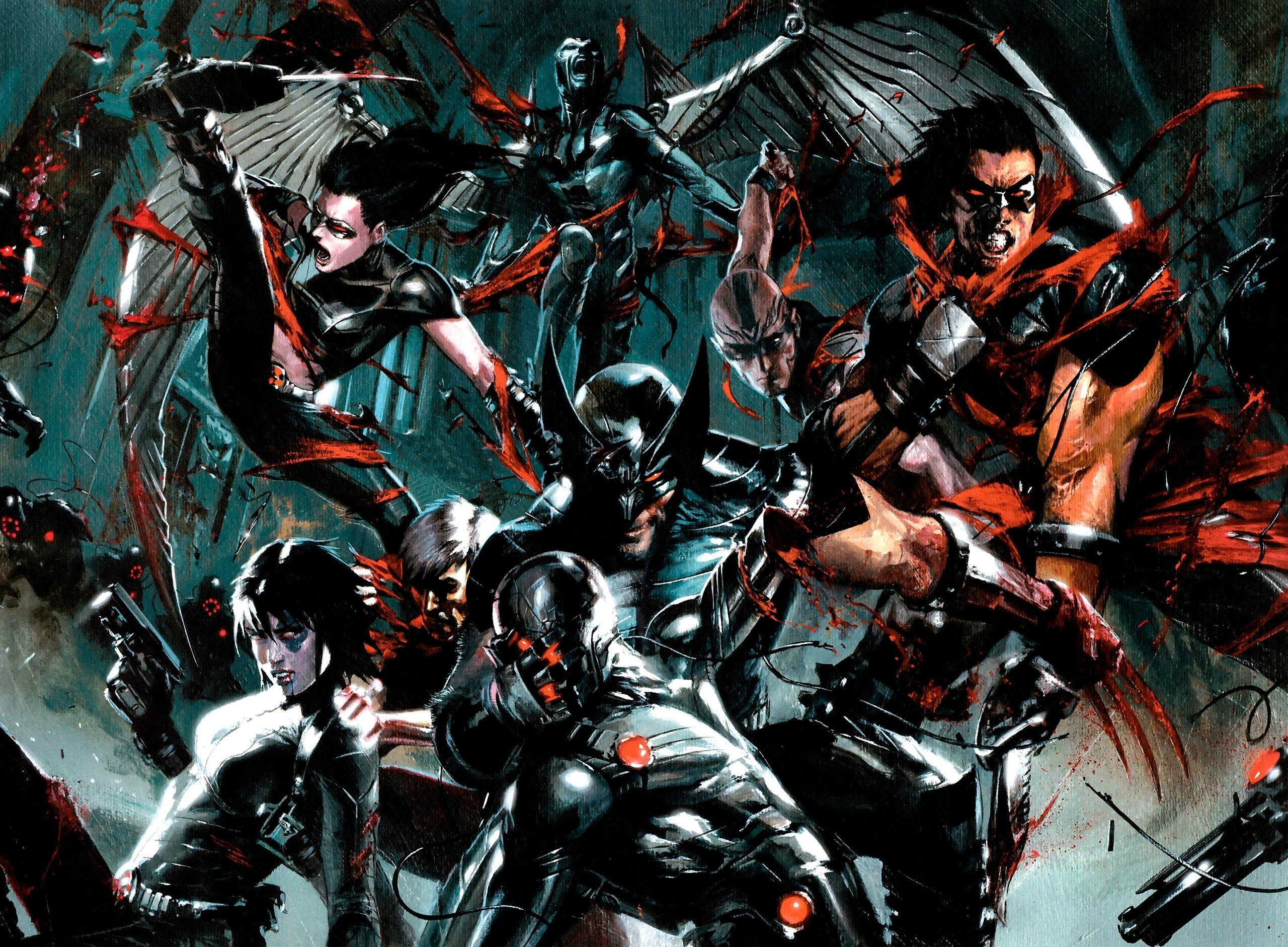 25 x-force hd wallpapers | background images - wallpaper abyss