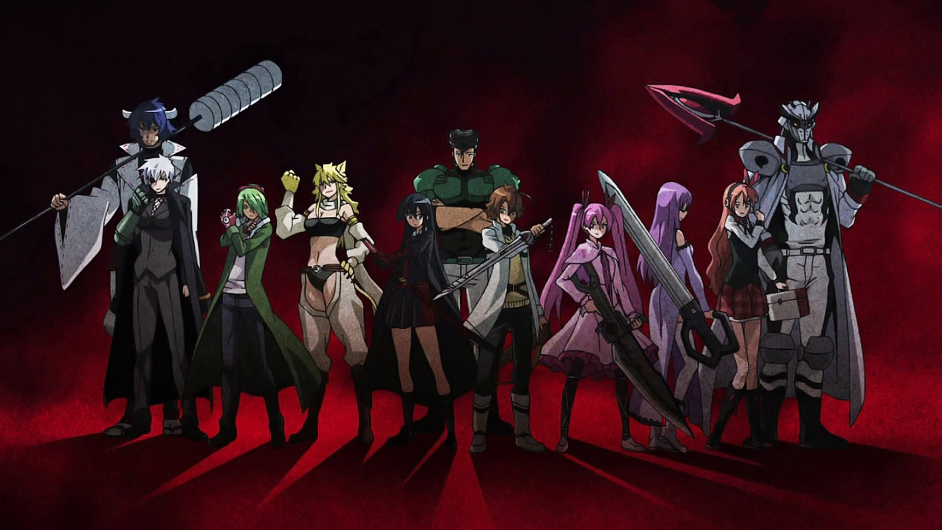 252 akame ga kill! hd wallpapers | background images - wallpaper abyss