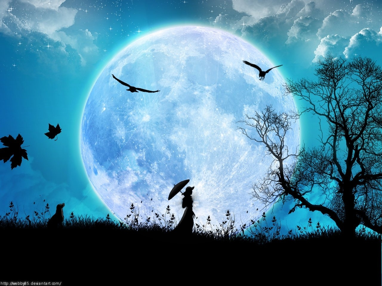 253 moon hd wallpapers   background images - wallpaper abyss