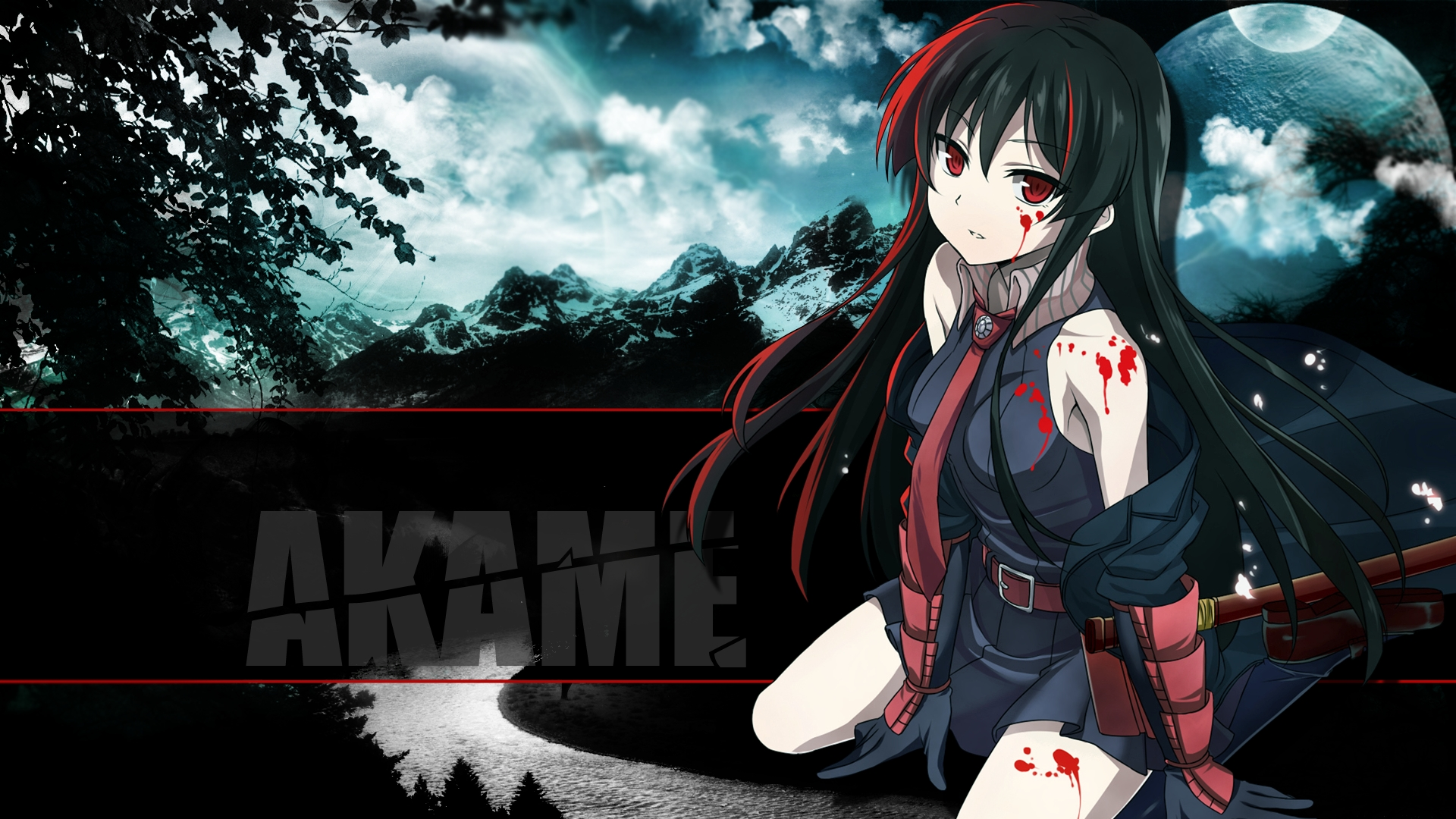 259 akame ga kill hd wallpapers | background images - wallpaper abyss
