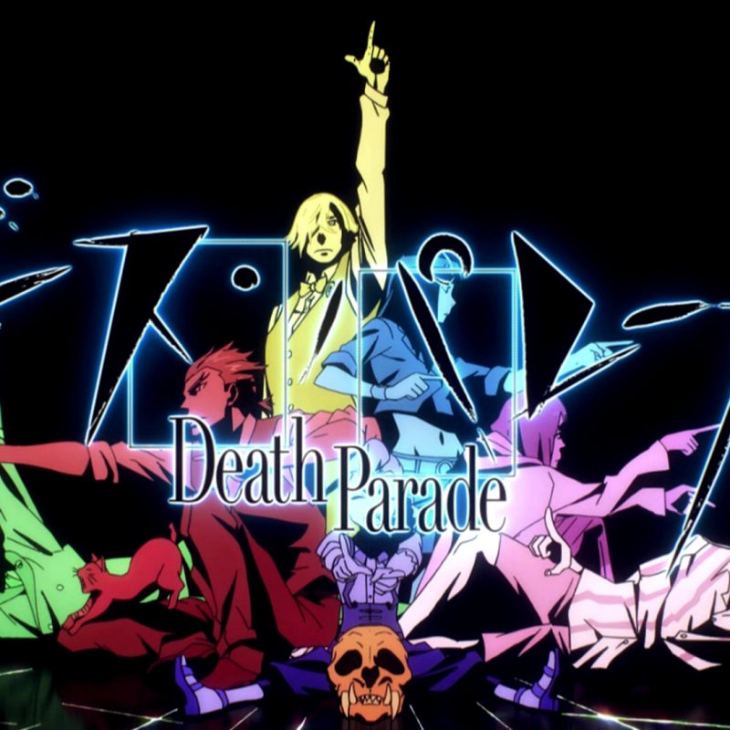 10 Top Death Parade Wallpaper 1920X1080 FULL HD 1080p For PC Desktop 2018 free download 26 death parade hd wallpapers background images wallpaper abyss 800x800