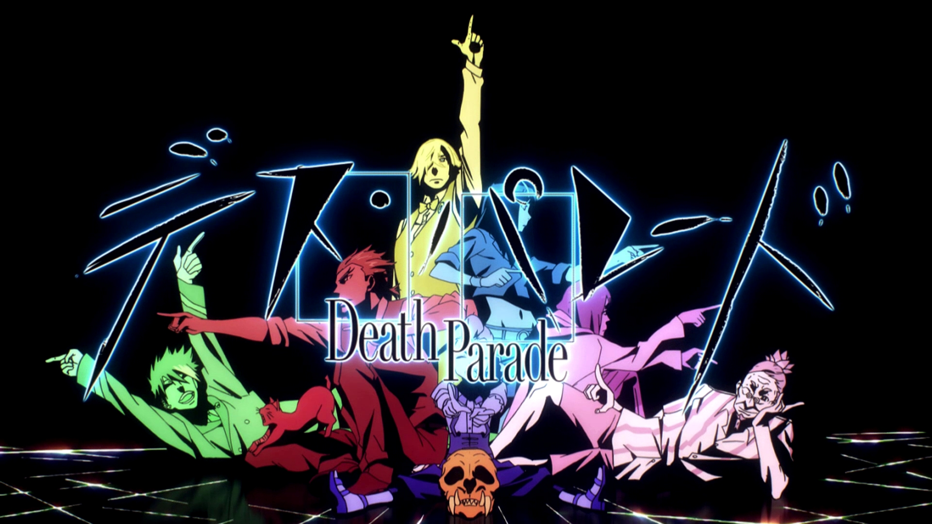 26 death parade hd wallpapers | background images - wallpaper abyss