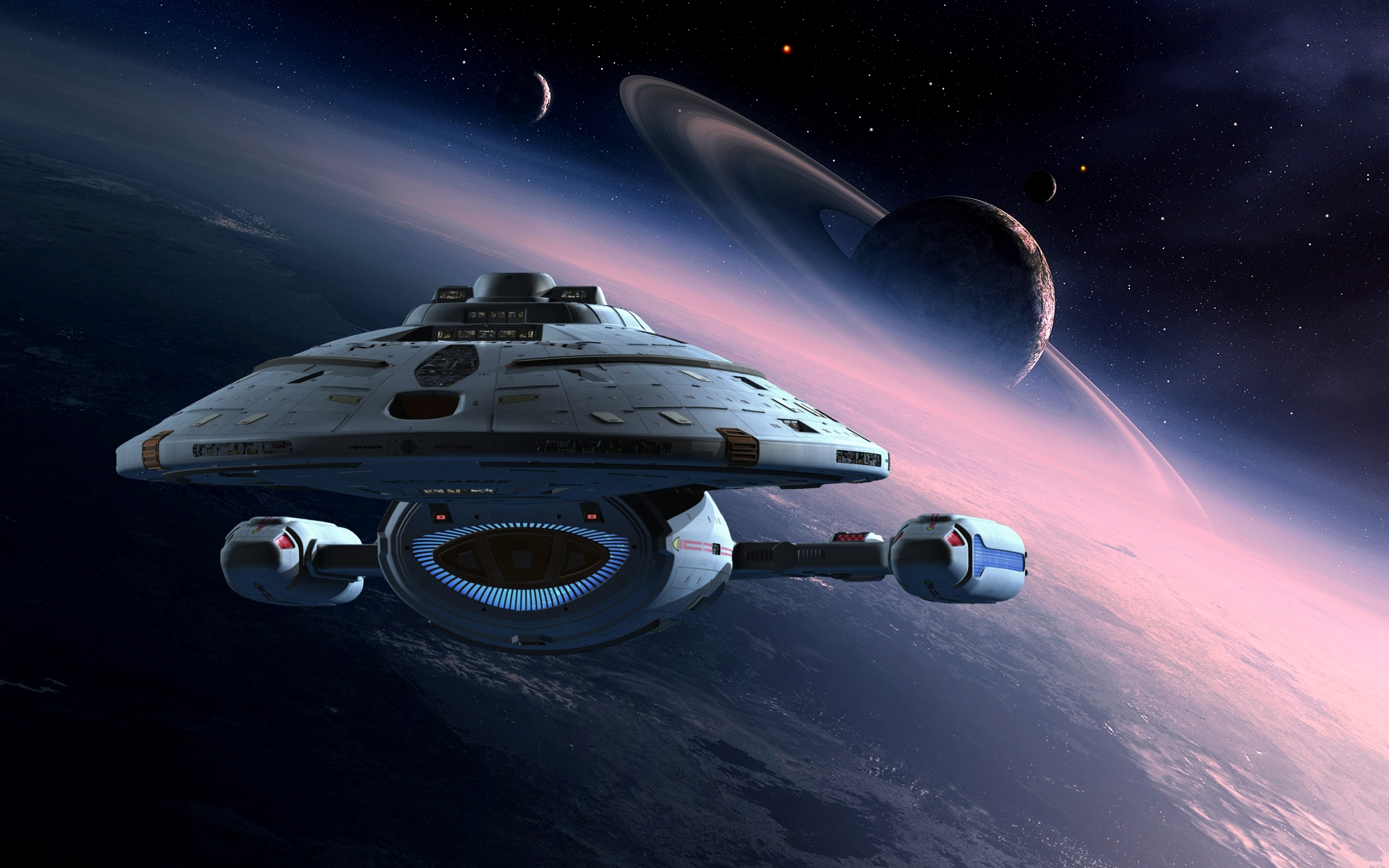 27 star trek: voyager hd wallpapers | background images - wallpaper