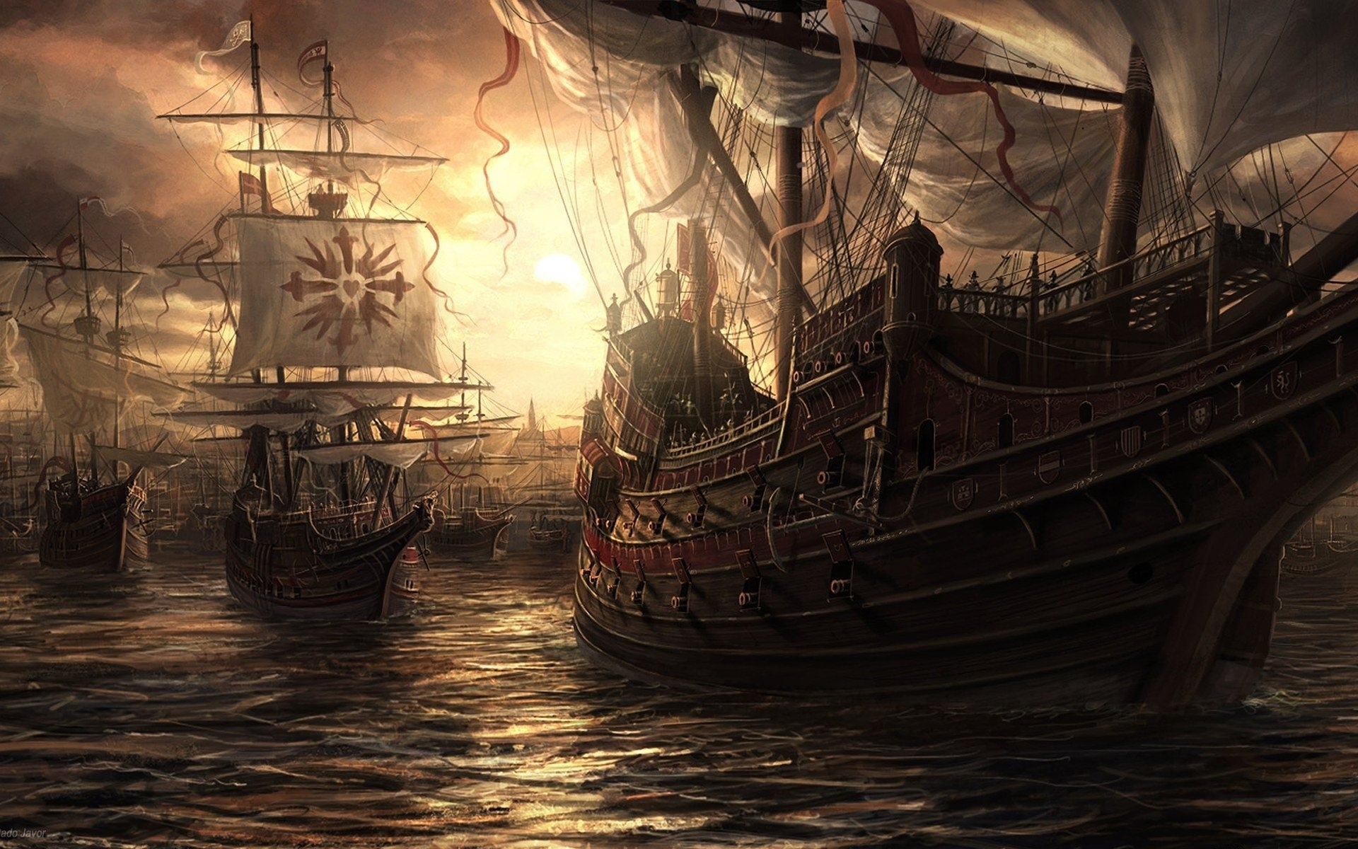 273 ship hd wallpapers | background images - wallpaper abyss