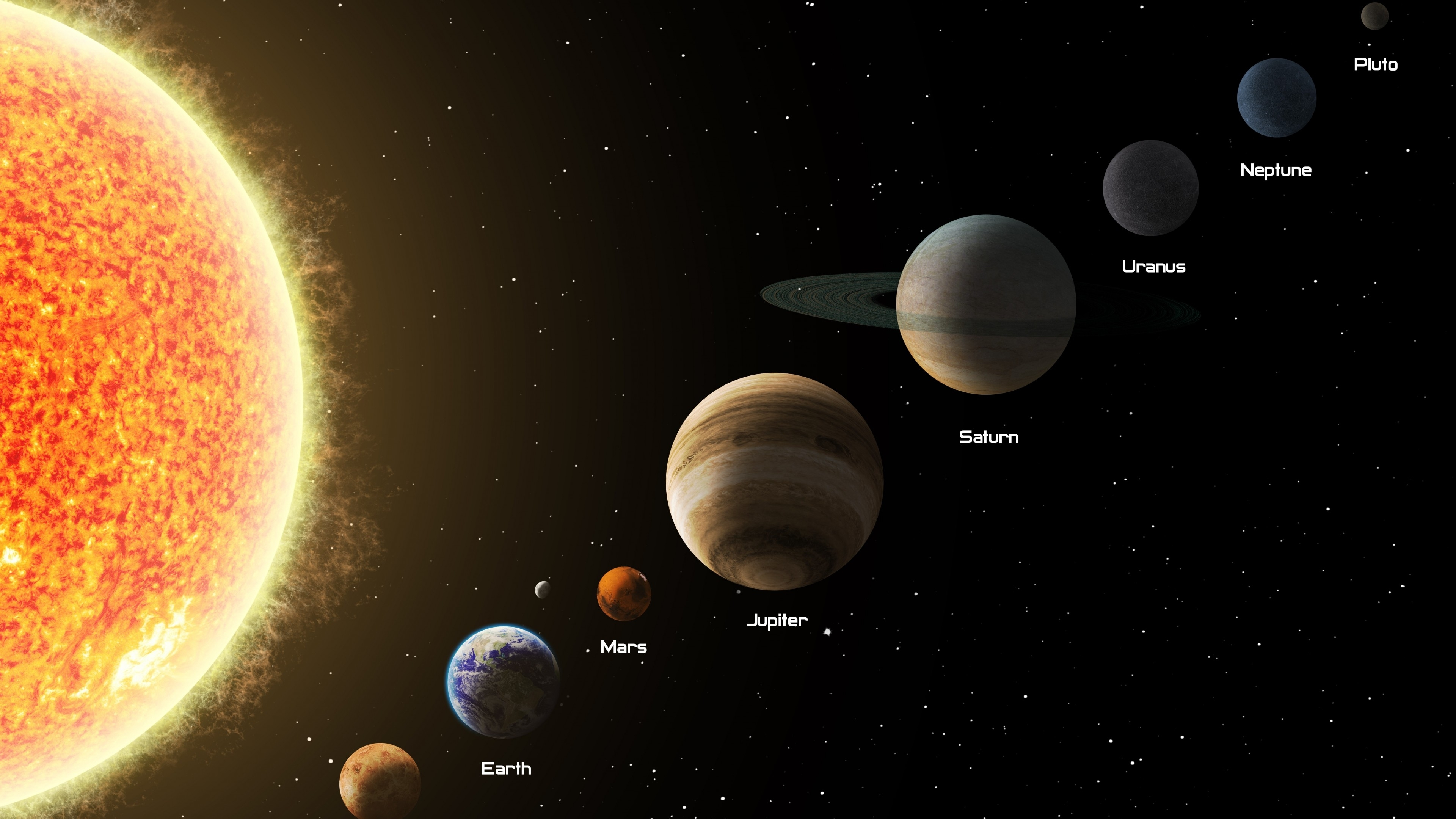 28 solar system hd wallpapers | background images - wallpaper abyss