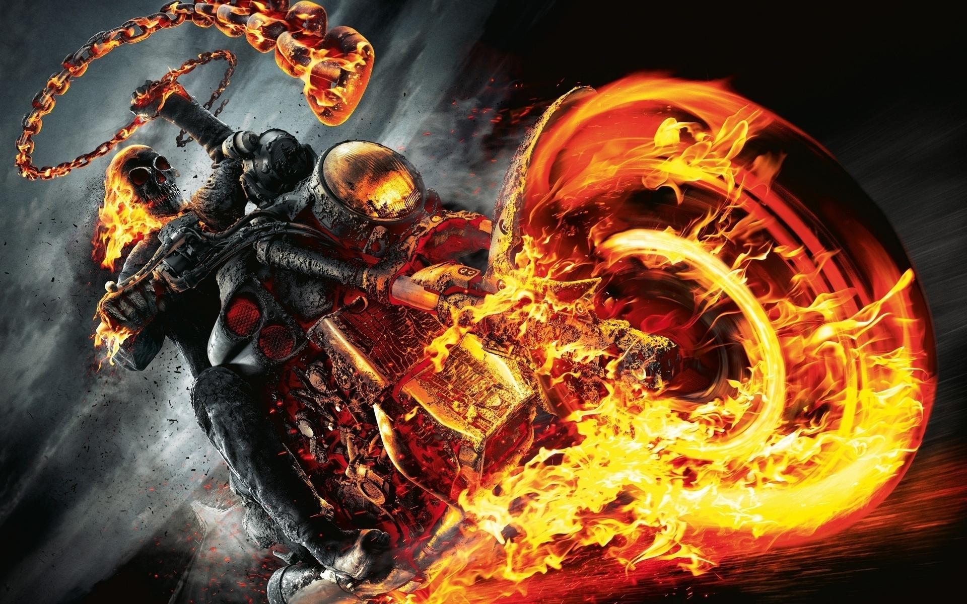 29 ghost rider: spirit of vengeance fonds d'écran hd | arrière-plans