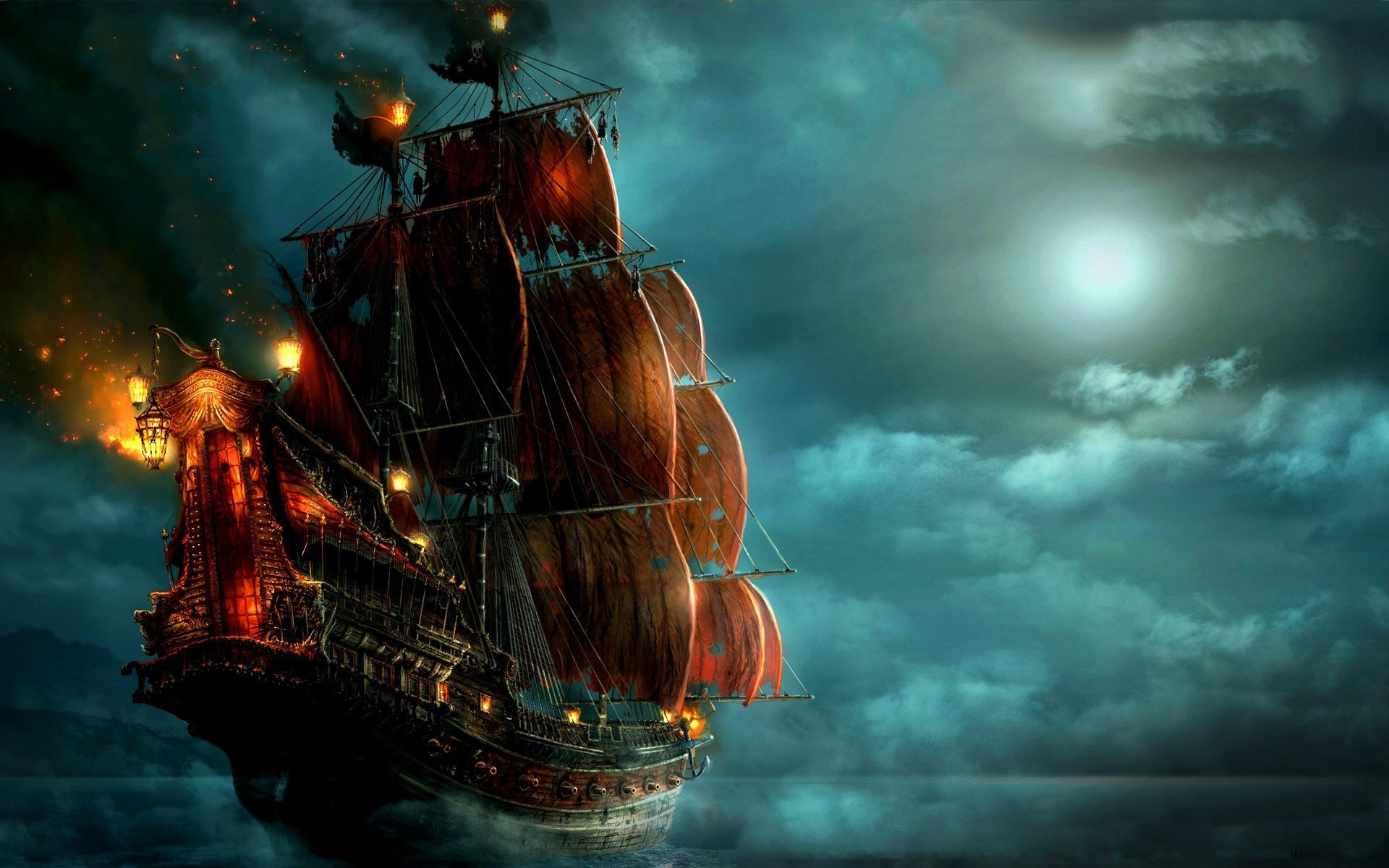 29 pirates of the caribbean hd wallpapers | background images