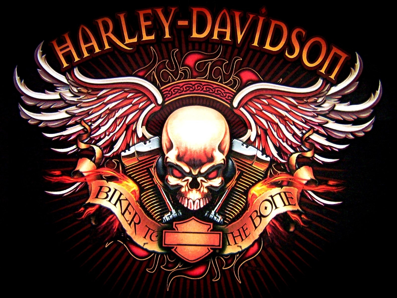 299 harley-davidson hd wallpapers | background images - wallpaper abyss