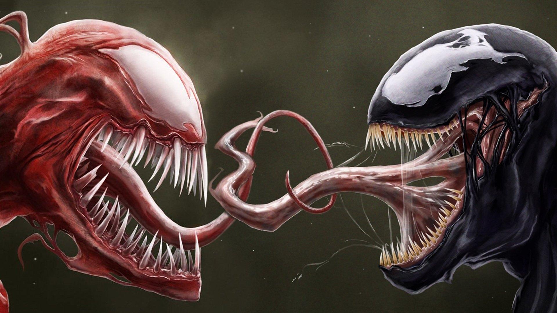 3 venom vs carnage fonds d'écran hd | arrière-plans - wallpaper abyss