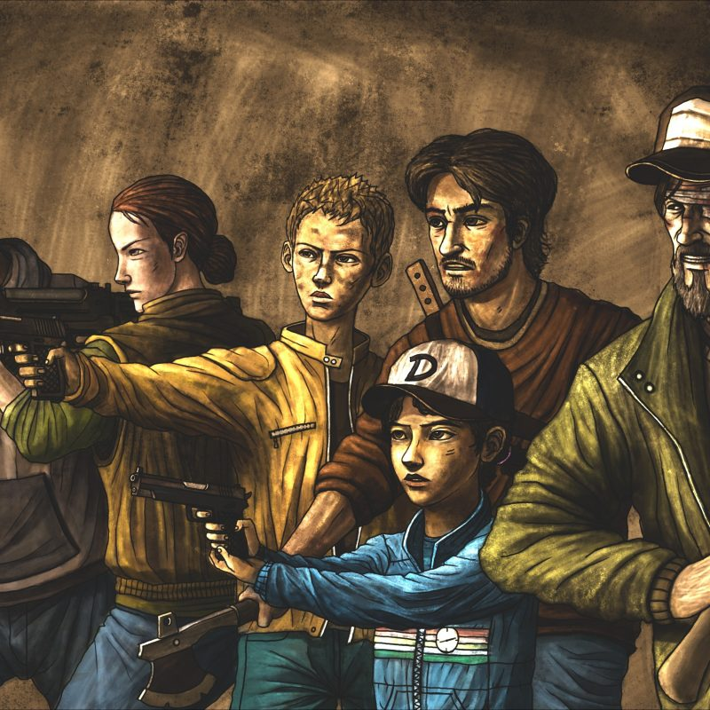 10 New The Walking Dead Telltale Wallpaper FULL HD 1920×1080 For PC Desktop 2021 free download 30 clementine the walking dead hd wallpapers background images 2 800x800