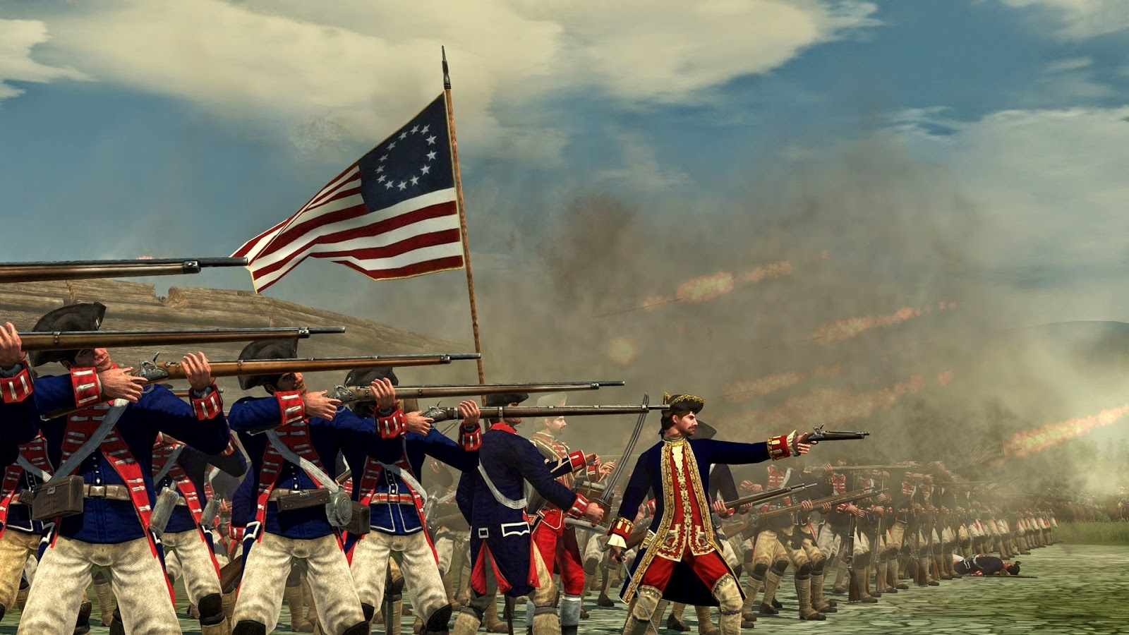 30 image for desktop: revolutionary war
