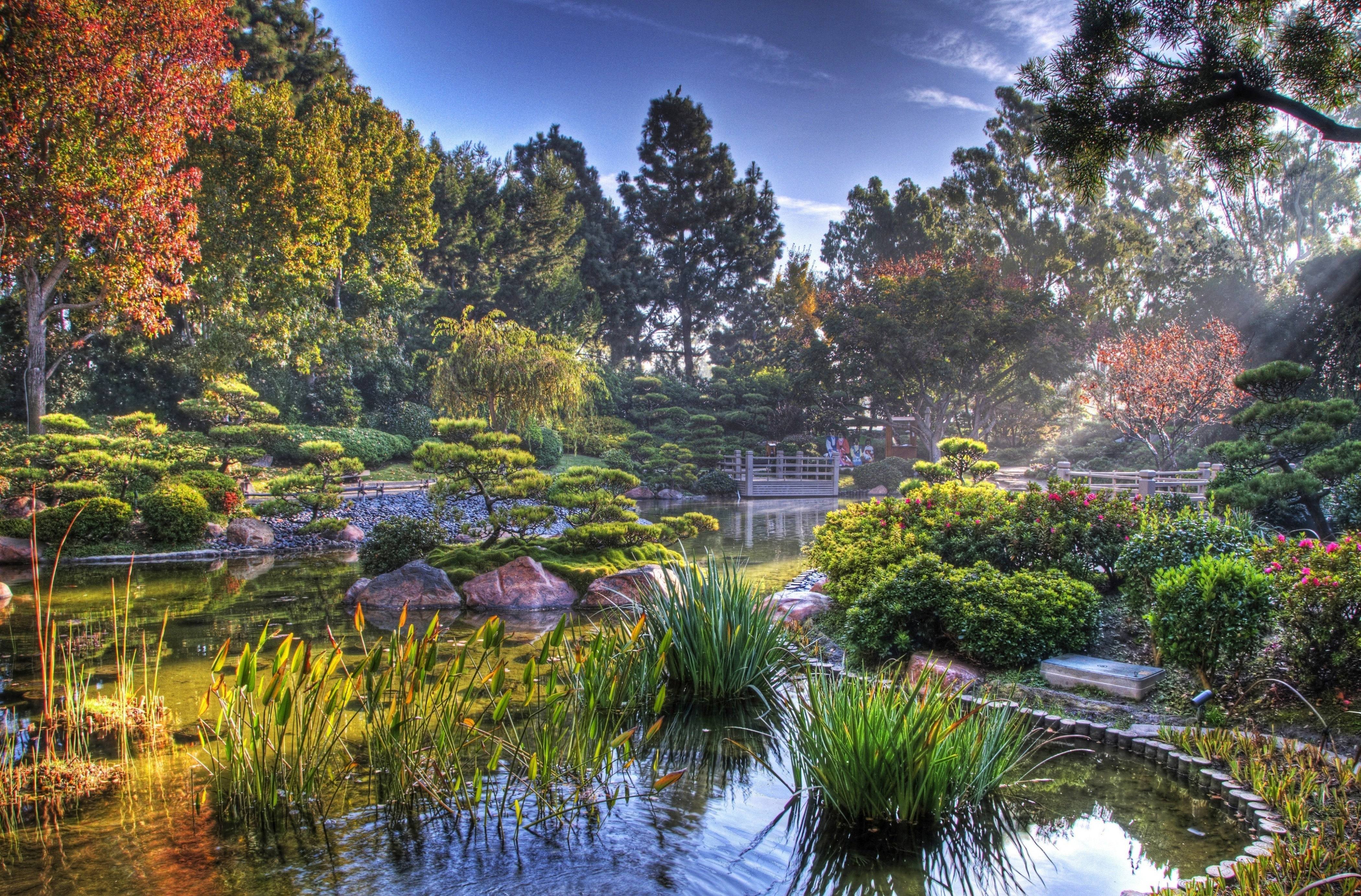 30 japanese garden hd wallpapers | background images - wallpaper abyss
