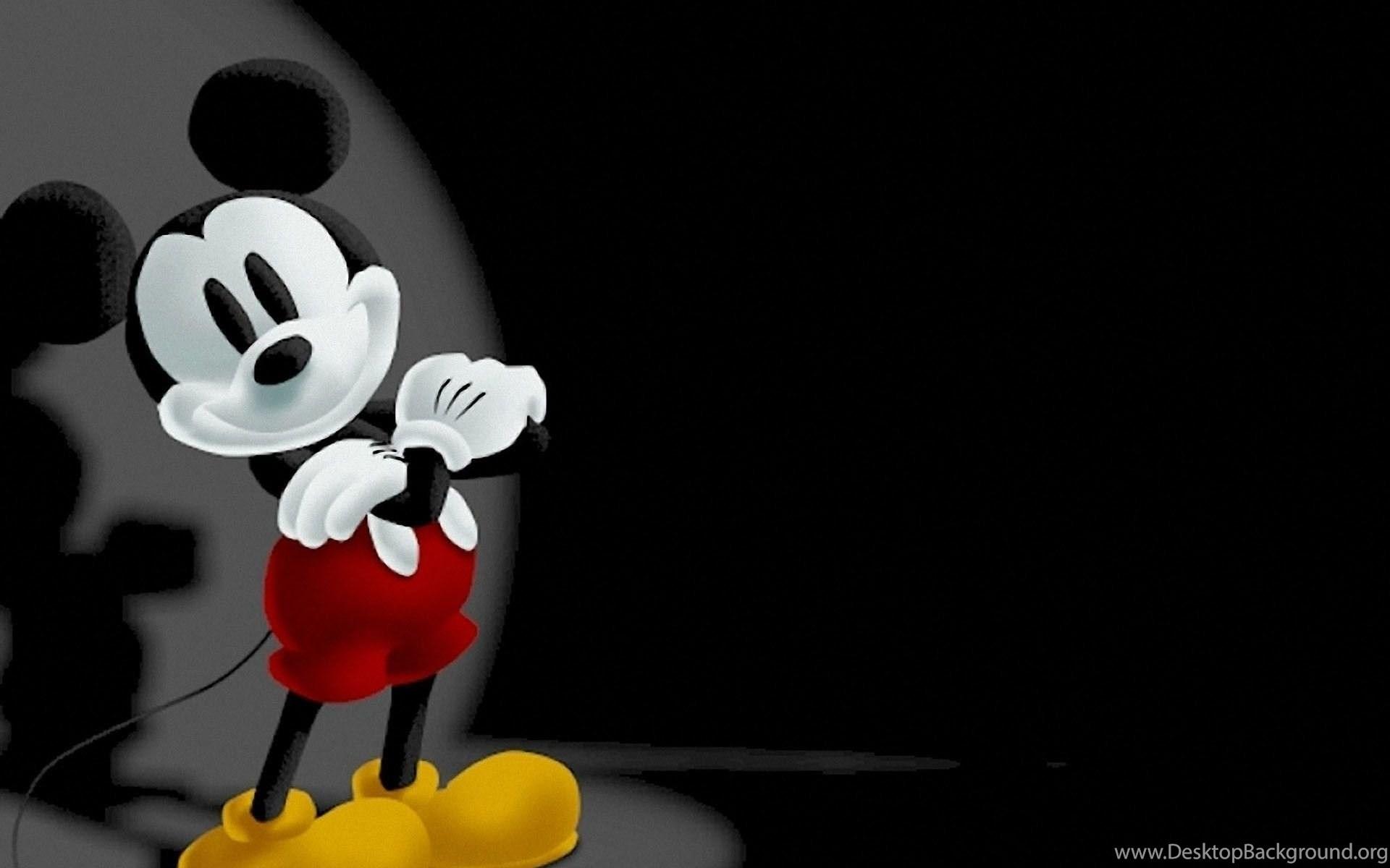 31 mickey mouse wallpaper backgrounds desktop wallpapers desktop