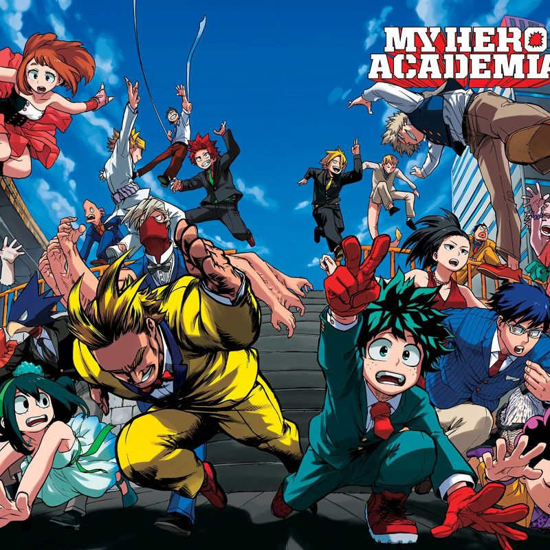 10 Latest My Hero Academia Wallpaper 1920X1080 FULL HD 1920×1080 For PC Desktop 2018 free download 3135x2288 free wallpaper and screensavers for boku no hero academia 800x800