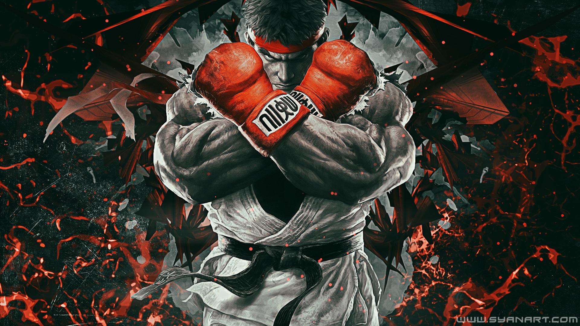 3150 ryu street fighter wallpaper