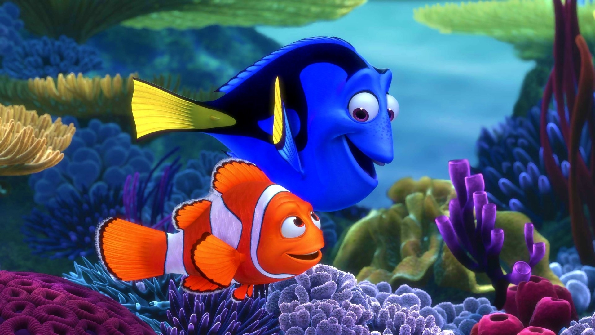 33 finding nemo hd wallpapers | background images - wallpaper abyss