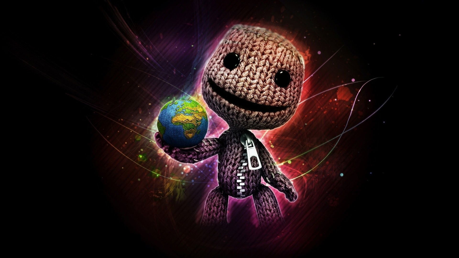33 littlebigplanet hd wallpapers   background images - wallpaper abyss