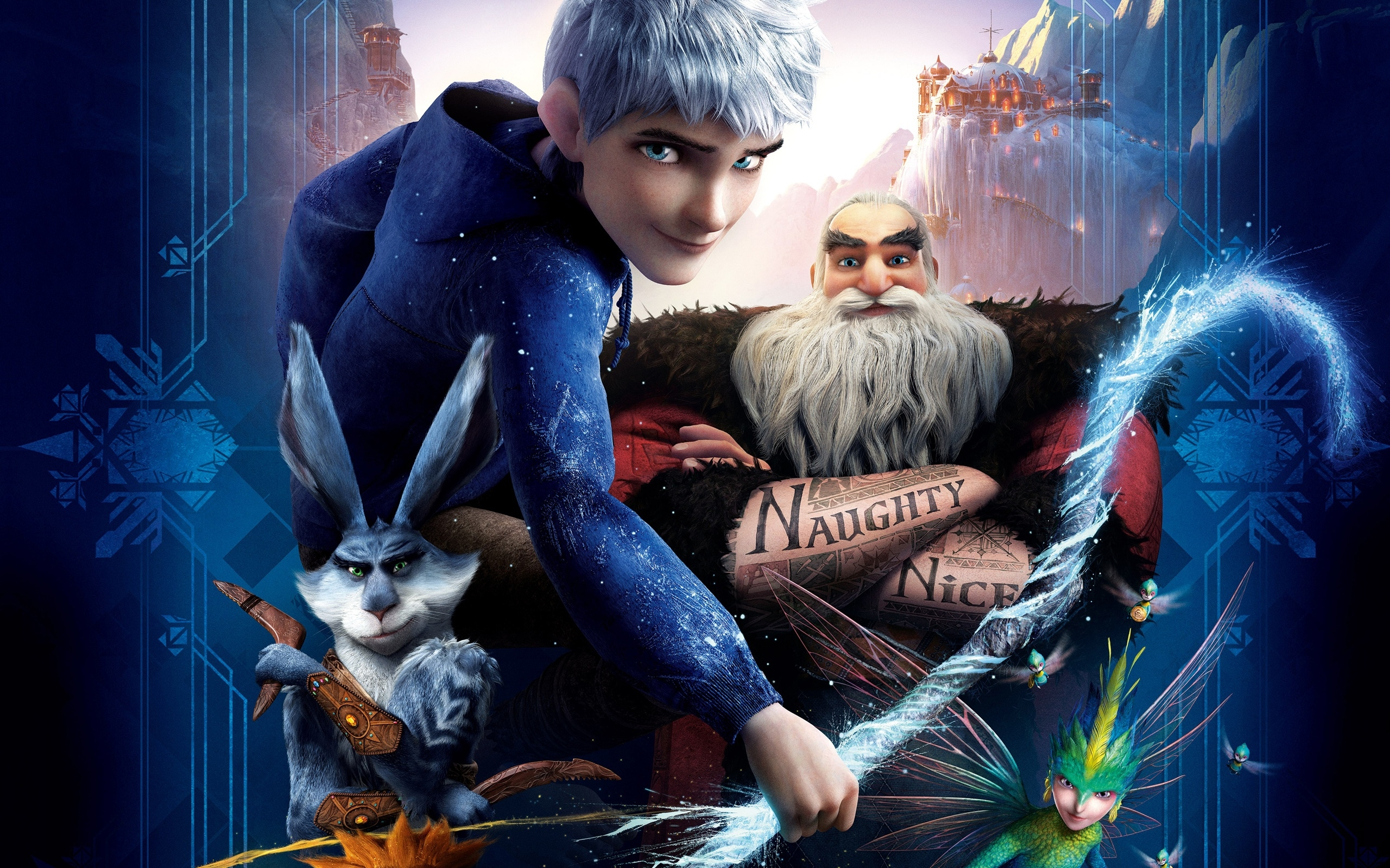 33 rise of the guardians hd wallpapers | background images