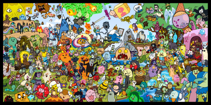 10 Most Popular Hd Adventure Time Wallpaper FULL HD 1920×1080 For PC Background 2018 free download 341 adventure time hd wallpapers background images wallpaper abyss 800x399